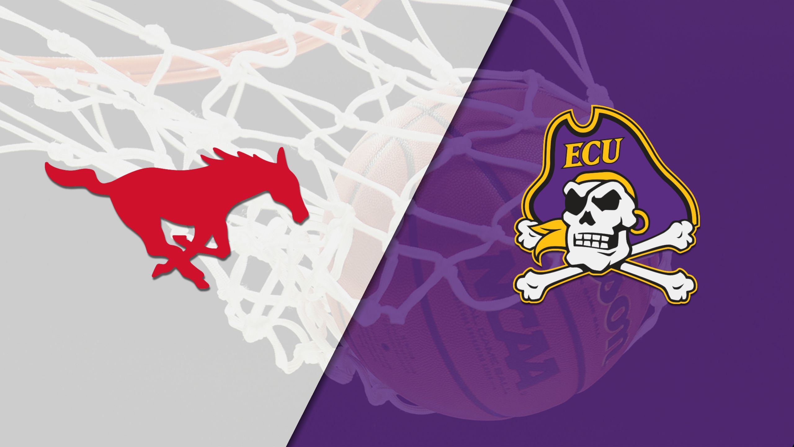 SMU vs. East Carolina (M Basketball)