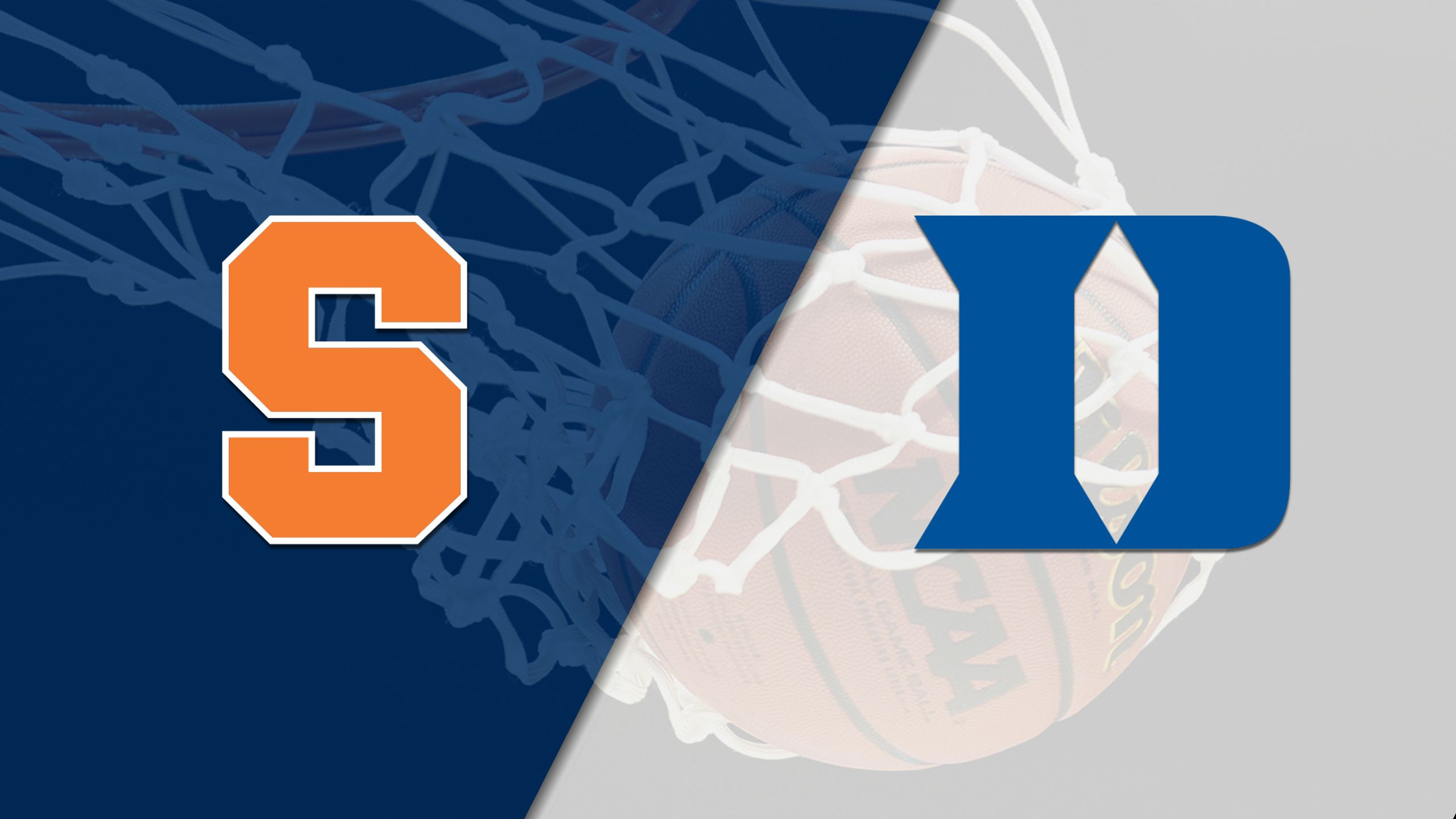 Syracuse vs. #5 Duke (M Basketball) (re-air)