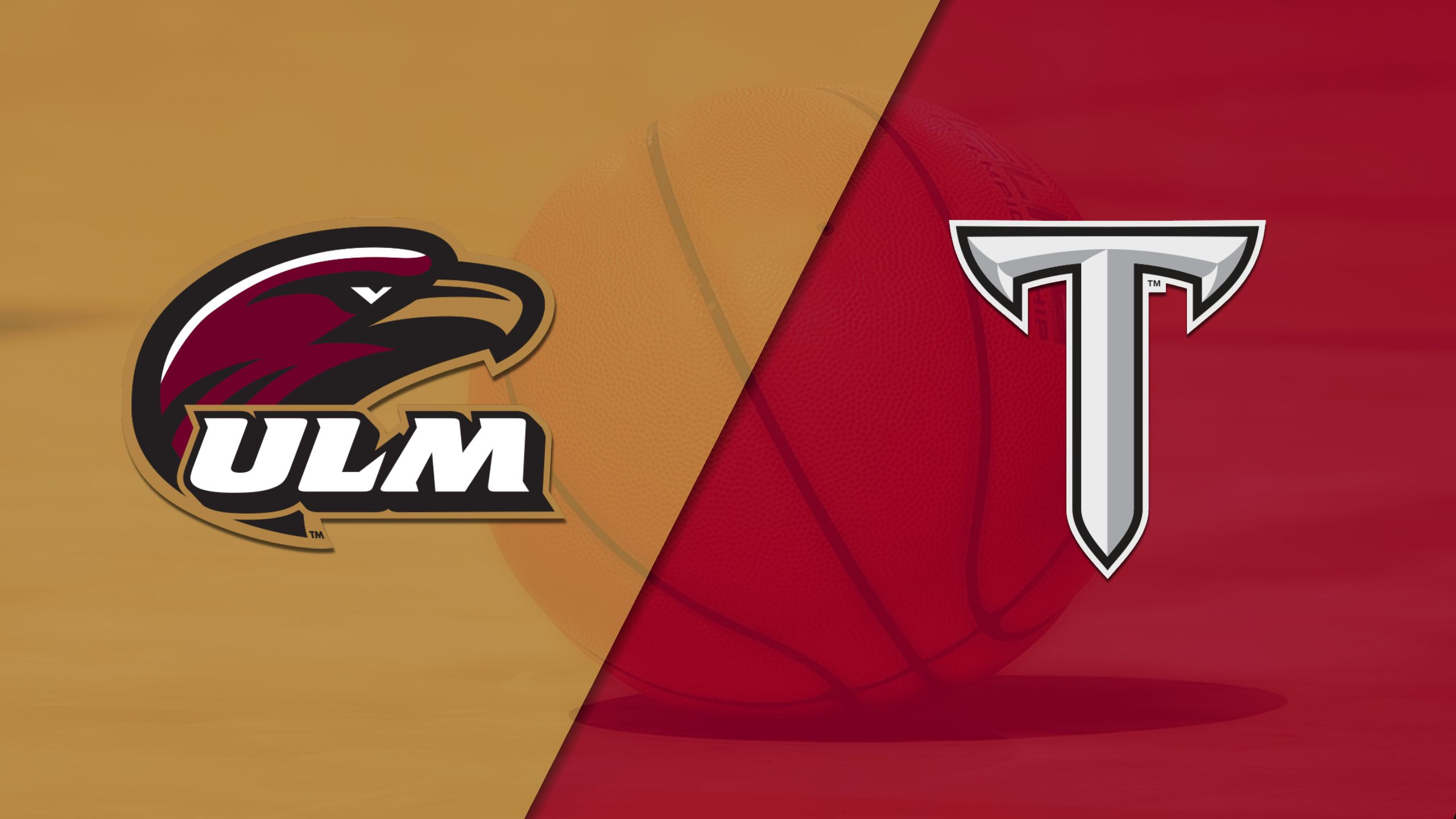 UL Monroe vs. Troy (M Basketball)