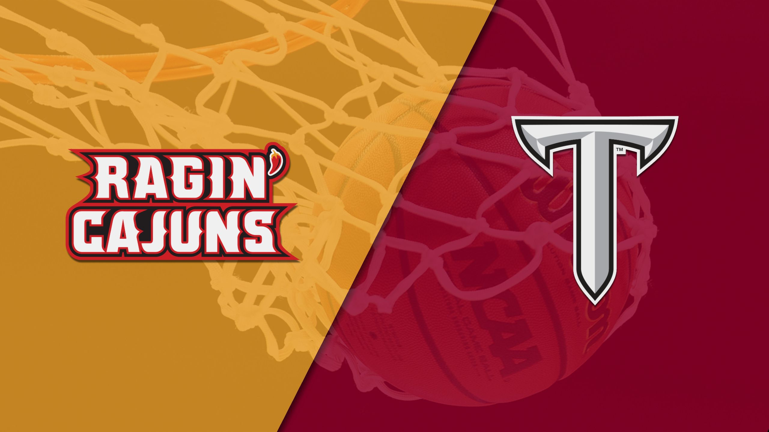 Louisiana vs. Troy (M Basketball)
