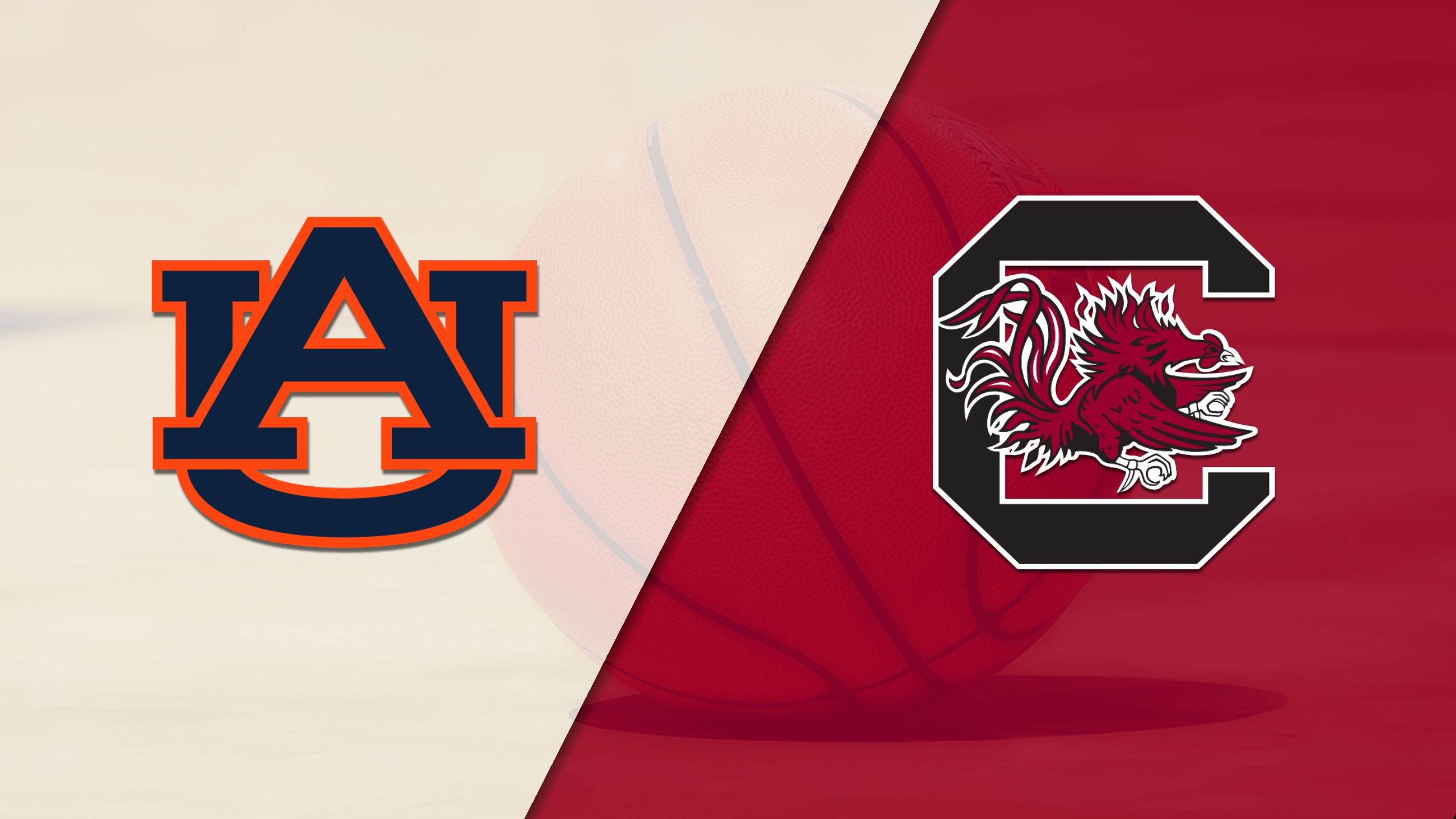 #10 Auburn vs. South Carolina (M Basketball)