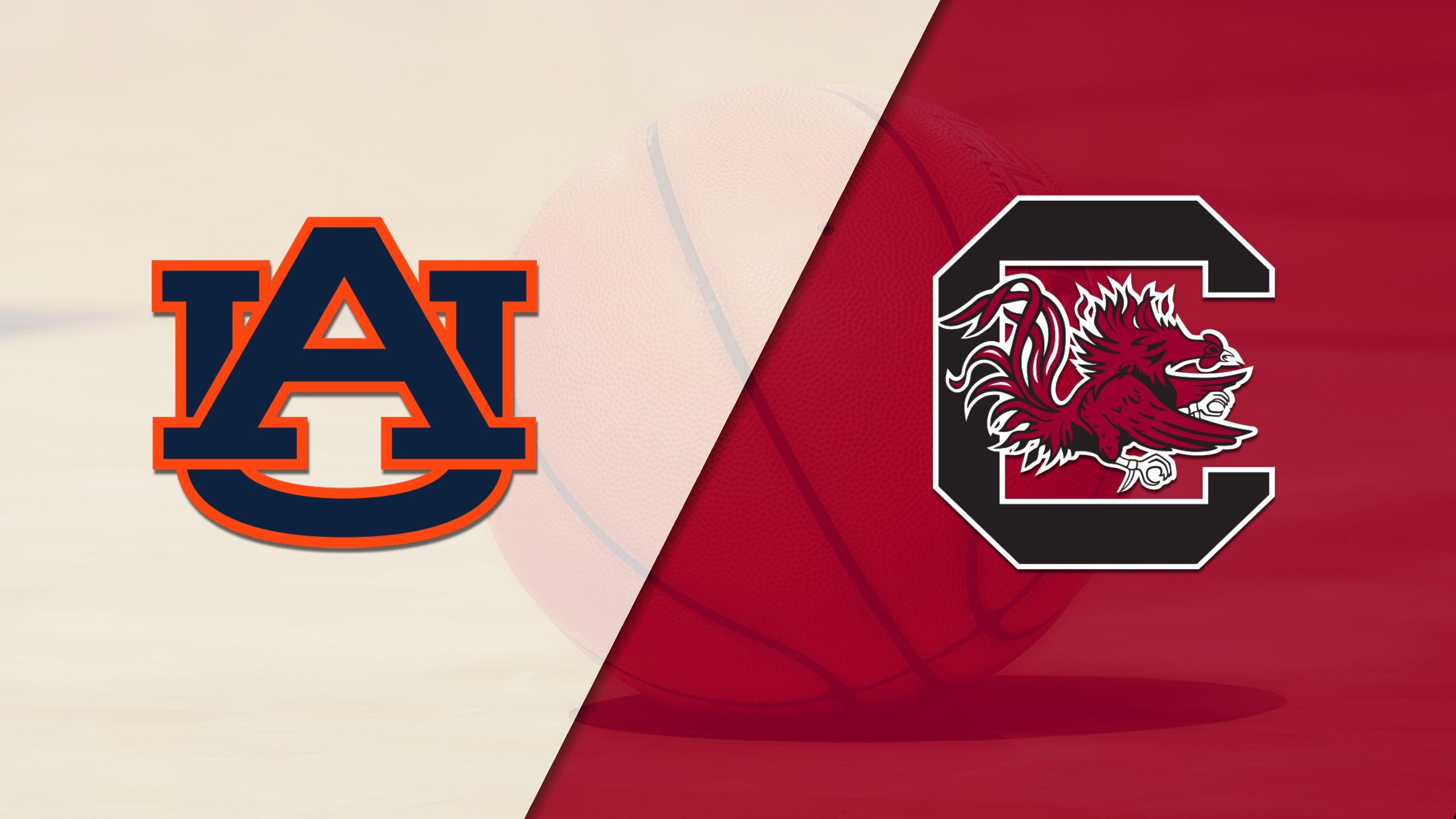 #10 Auburn vs. South Carolina (M Basketball)