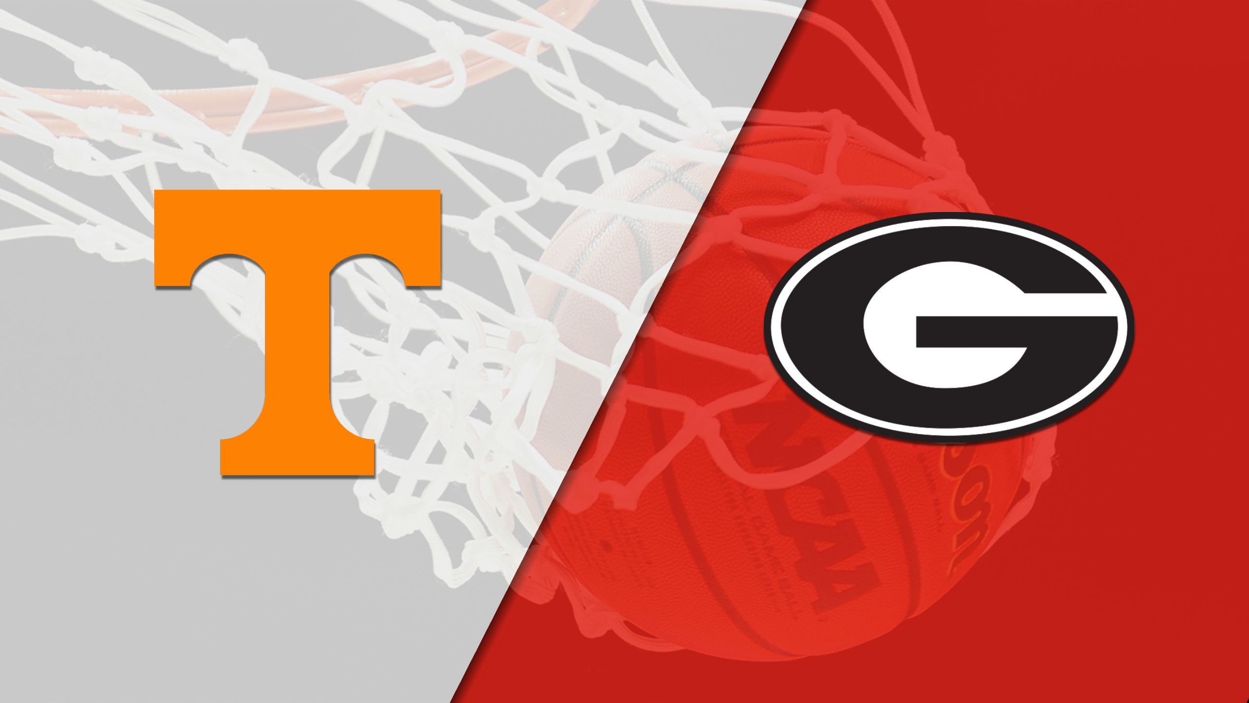 #18 Tennessee vs. Georgia (M Basketball) (re-air)
