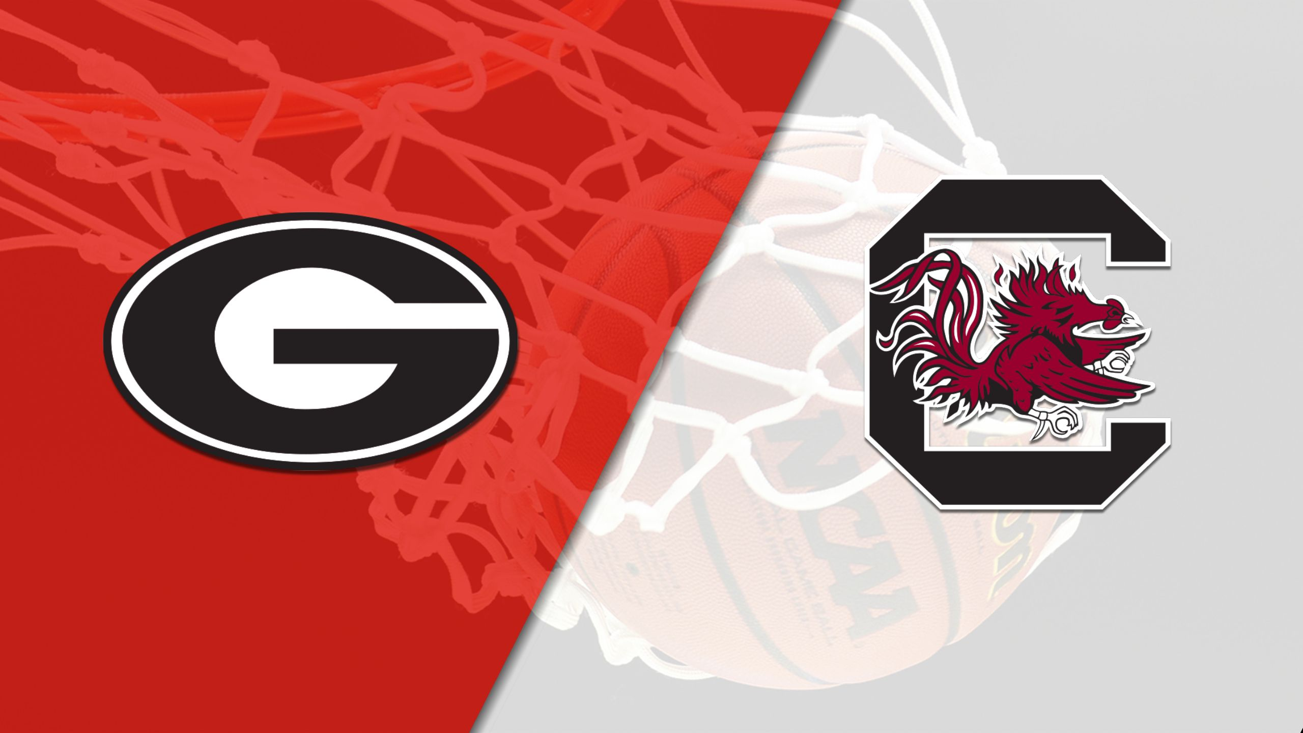 Georgia vs. South Carolina (M Basketball) (re-air)