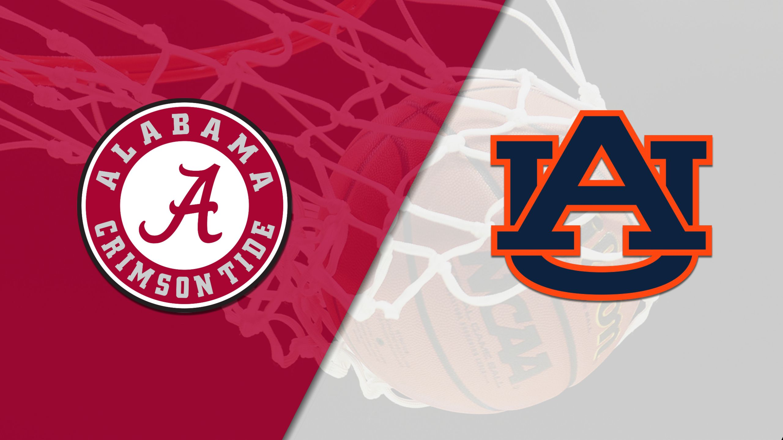 Alabama vs. #12 Auburn (M Basketball) (re-air)