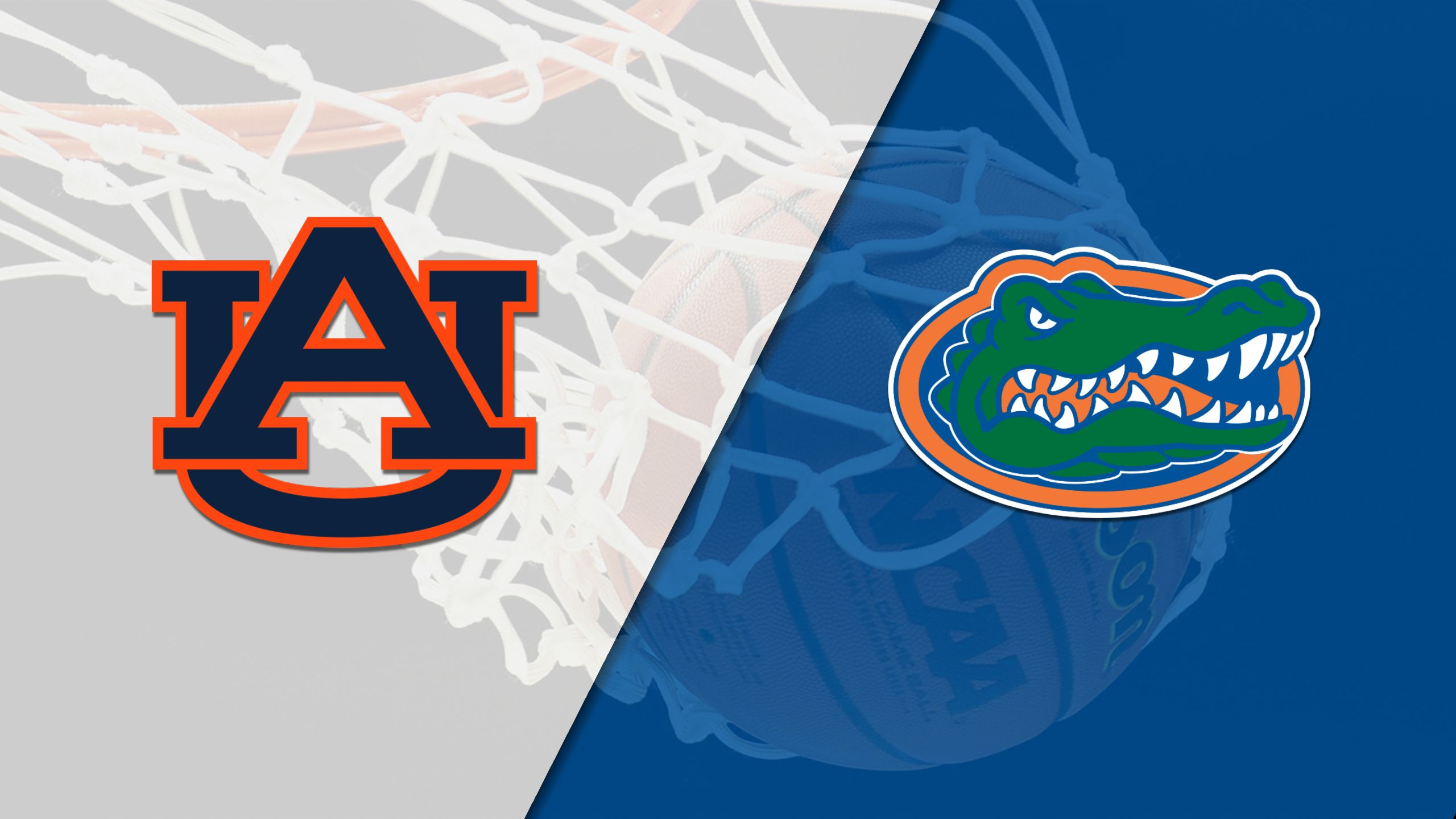 #12 Auburn vs. Florida (M Basketball) (re-air)