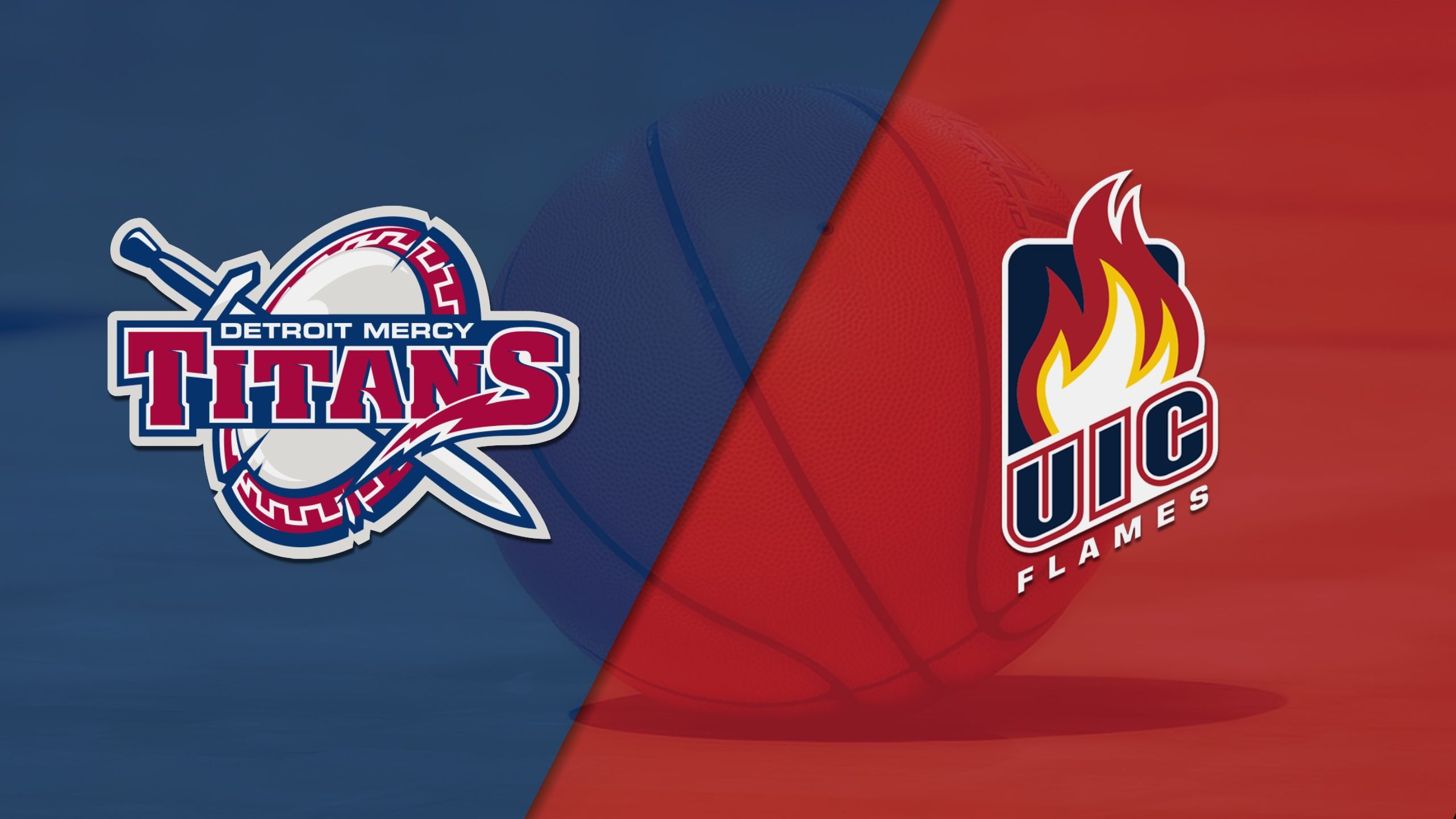 Detroit vs. UIC (M Basketball)