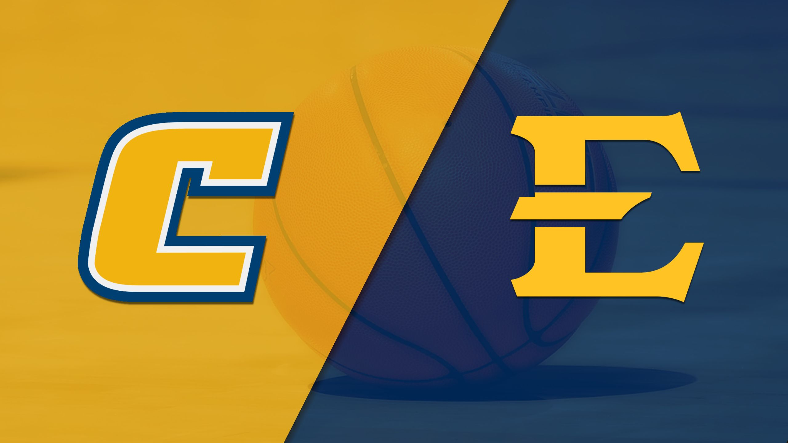 Chattanooga vs. East Tennessee State (M Basketball)