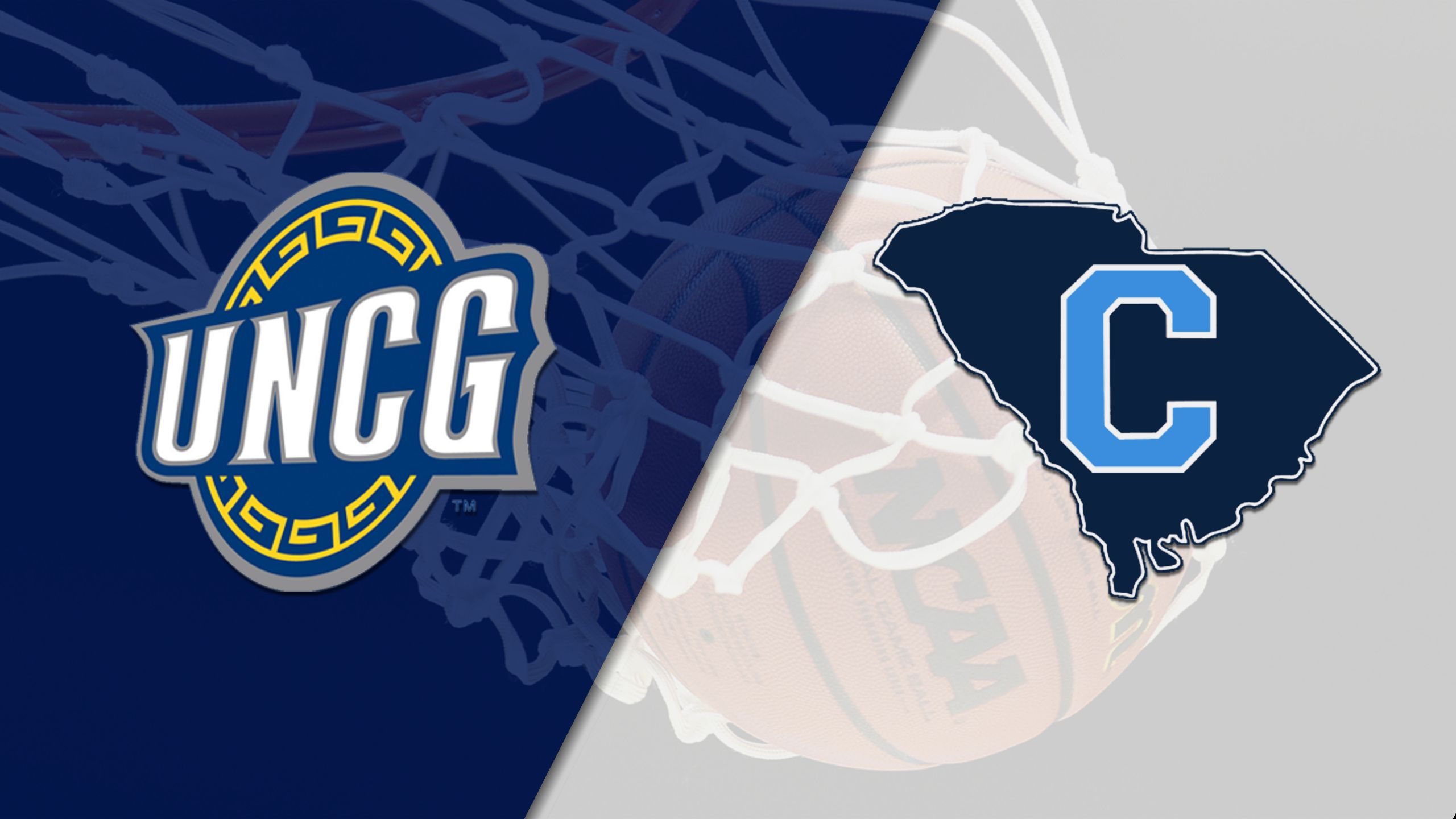 UNC Greensboro vs. The Citadel (M Basketball)