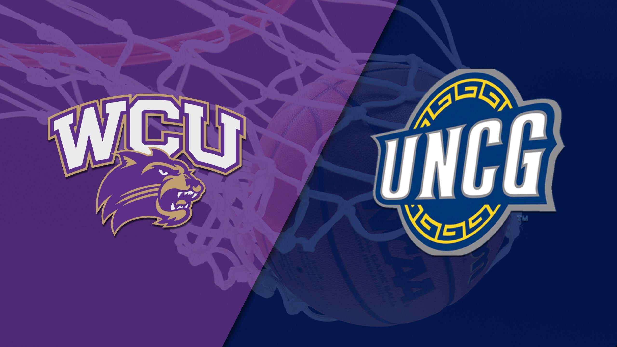 Western Carolina vs. UNC Greensboro (M Basketball)