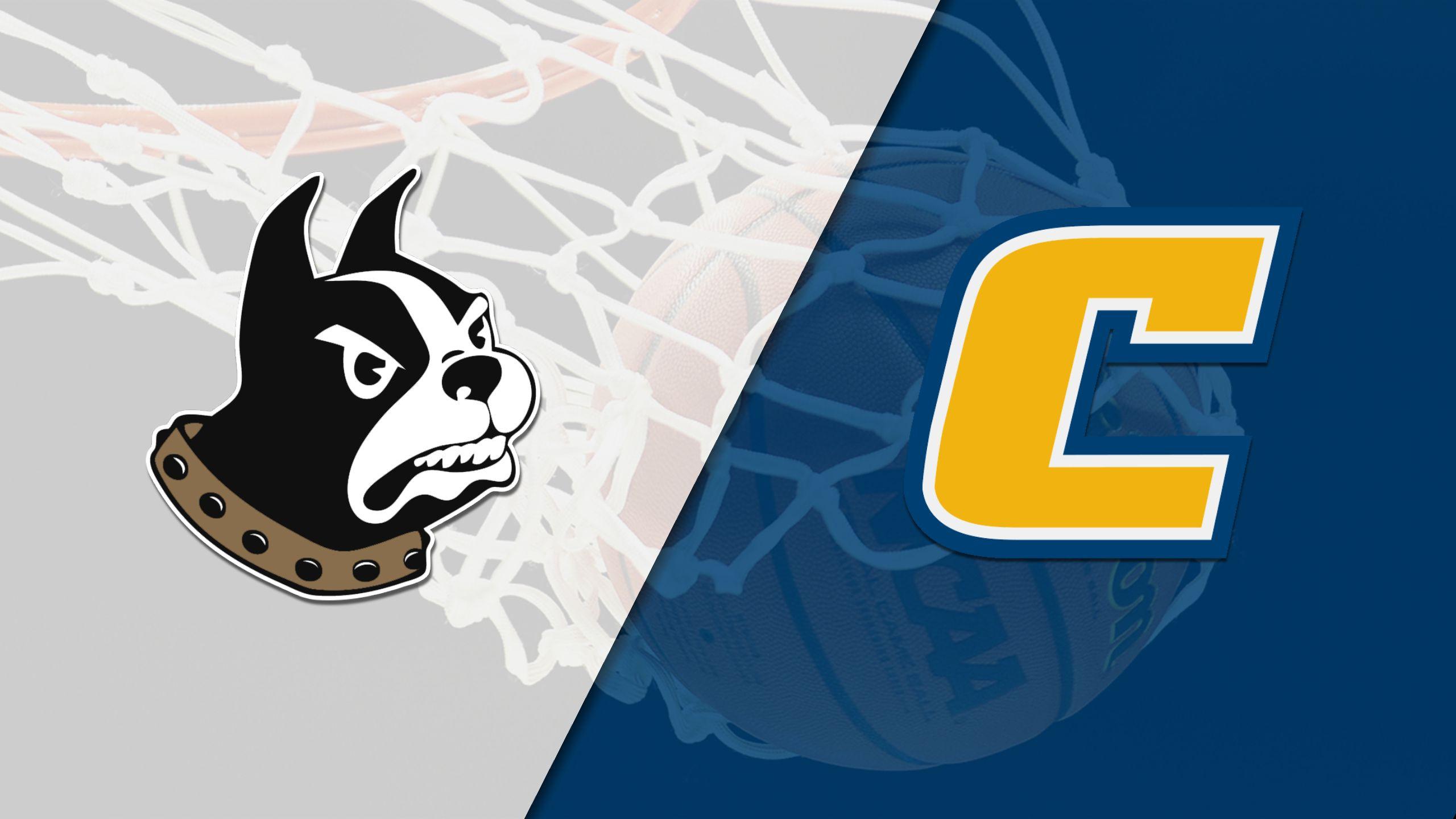 Wofford vs. Chattanooga (M Basketball)
