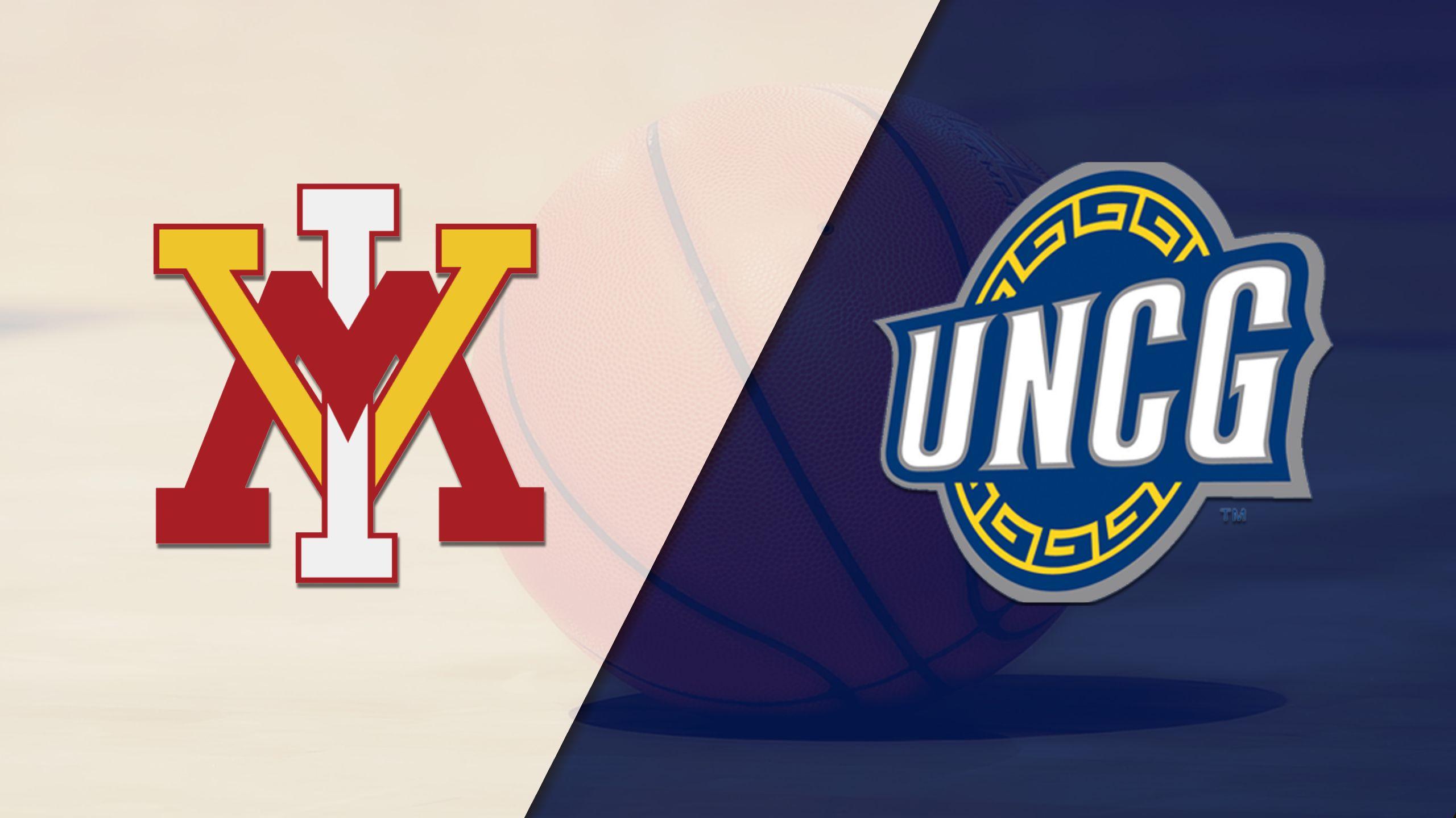 VMI vs. UNC Greensboro (M Basketball)