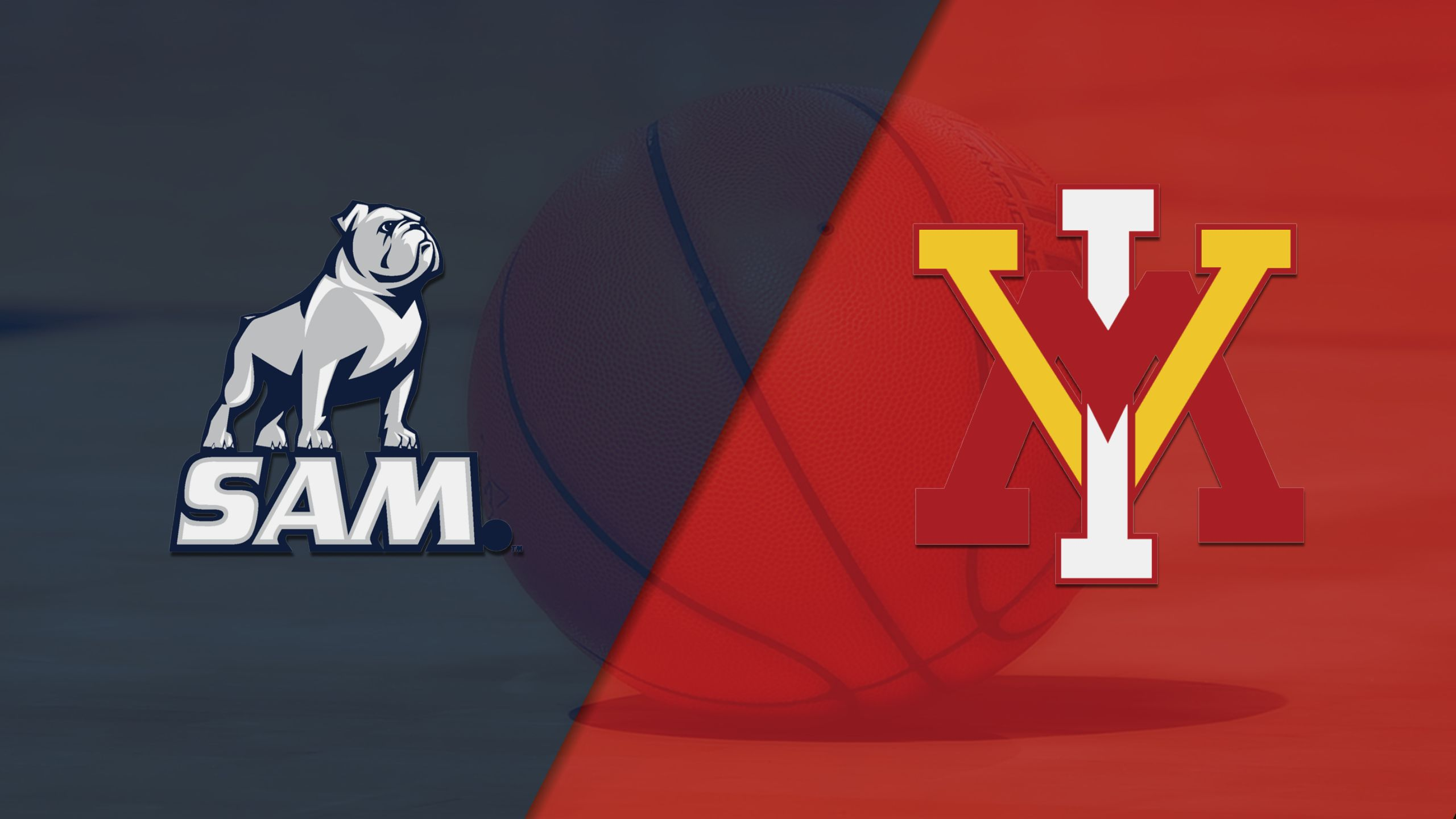 Samford vs. VMI (M Basketball)