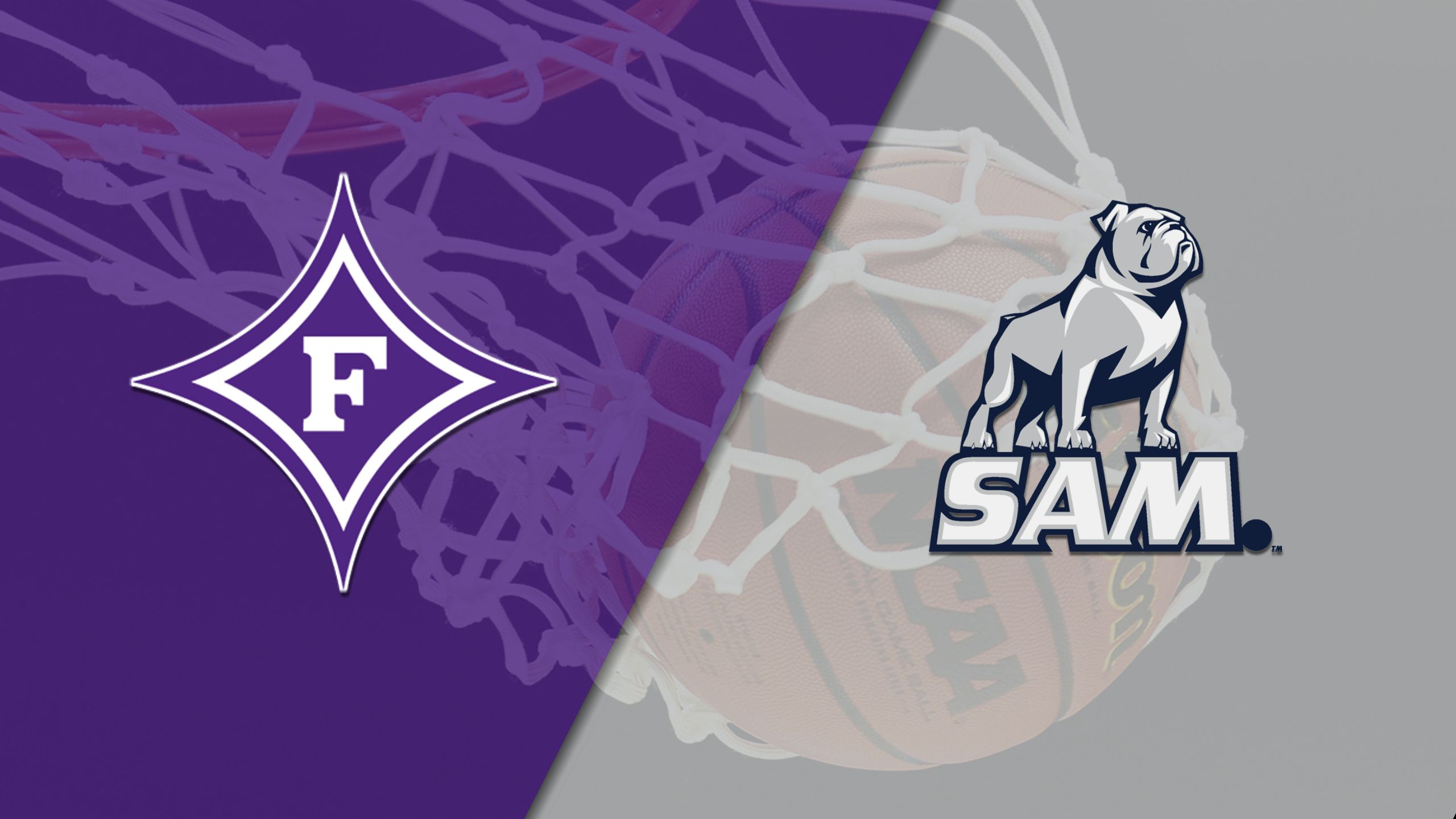 Furman vs. Samford (M Basketball)