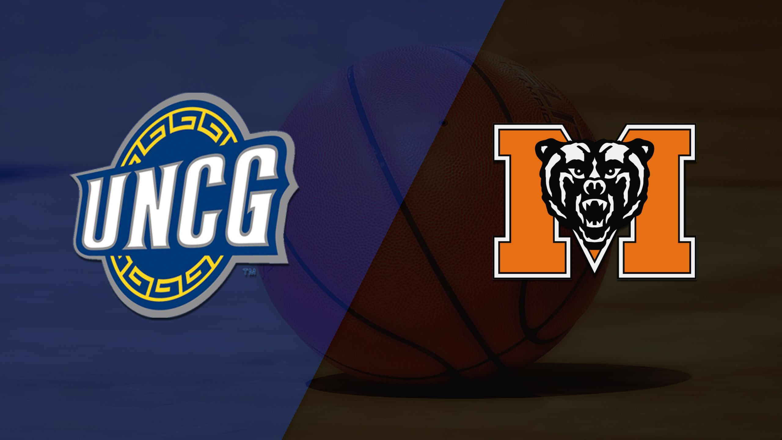 UNC Greensboro vs. Mercer (M Basketball)