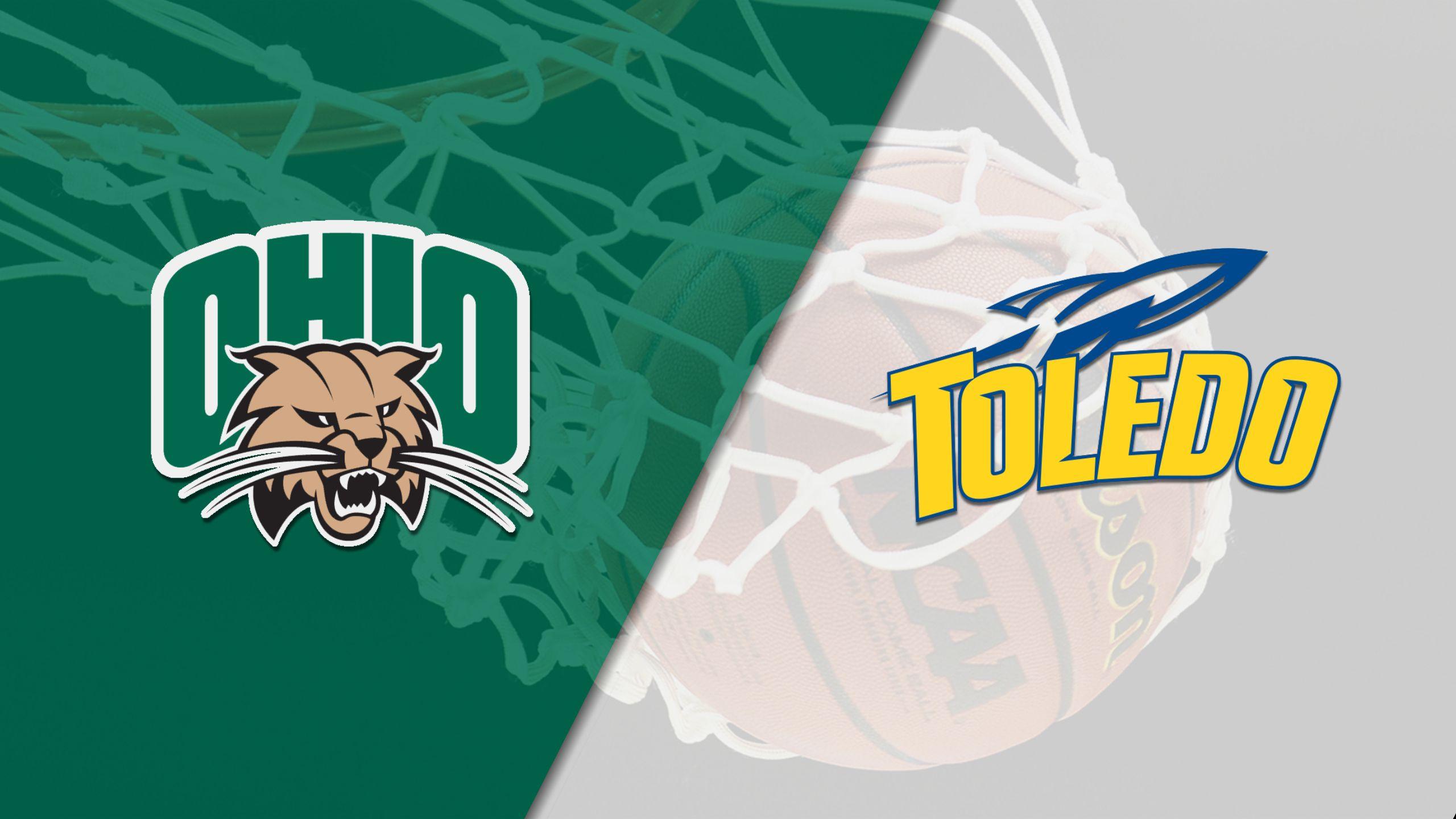 Ohio vs. Toledo (M Basketball)