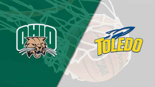 Ohio vs. Toledo (M Basketball)