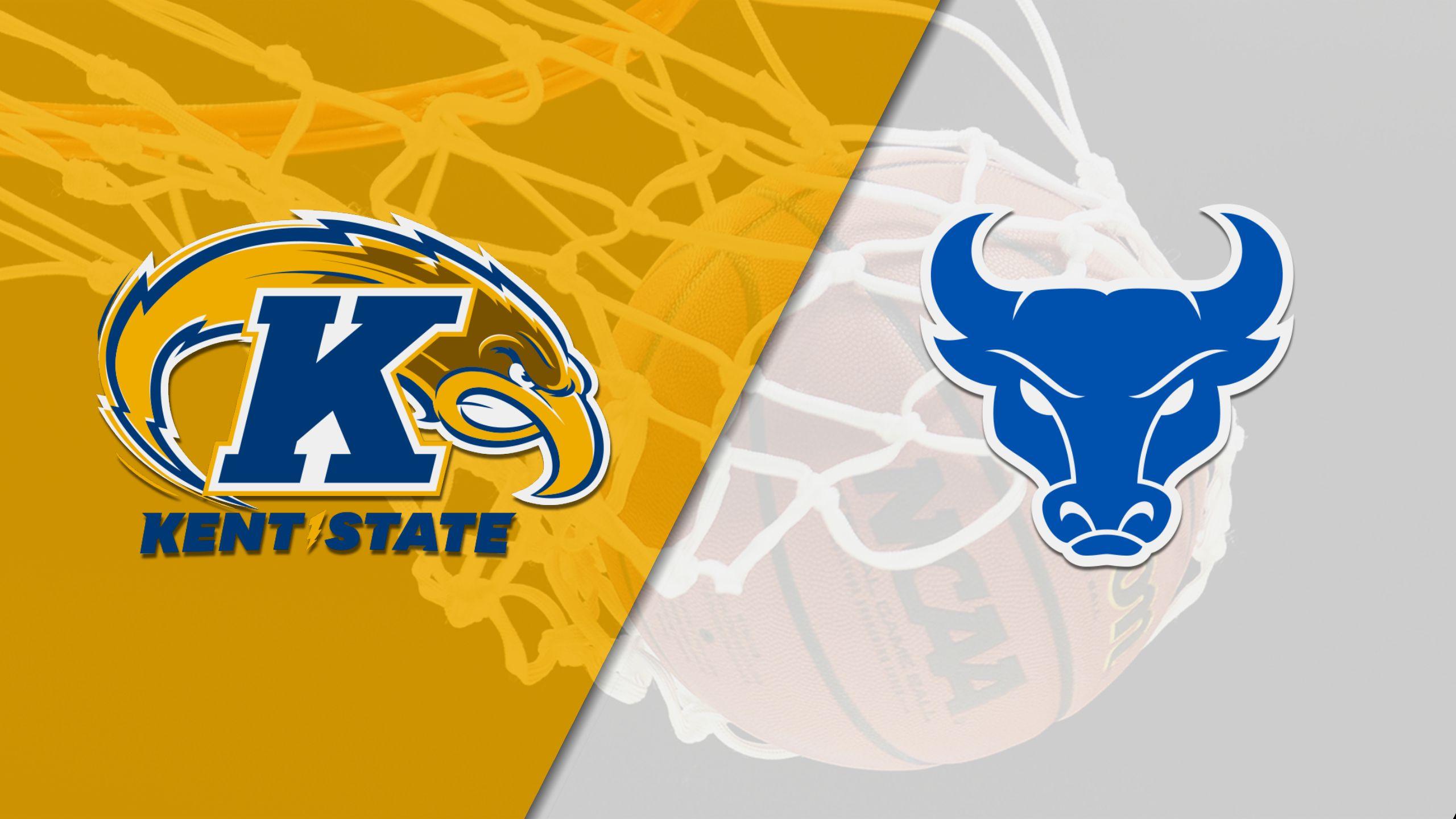 Kent State vs. Buffalo (M Basketball)
