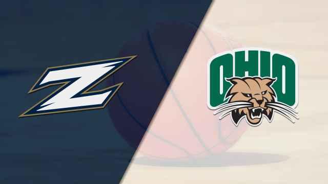 Akron vs. Ohio (M Basketball)