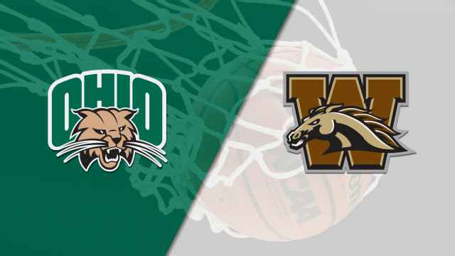 Ohio vs. Western Michigan (M Basketball)