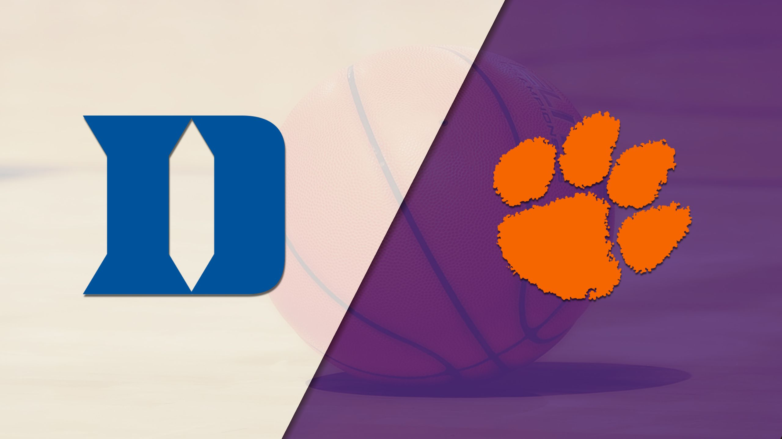 #12 Duke vs. #11 Clemson (M Basketball)