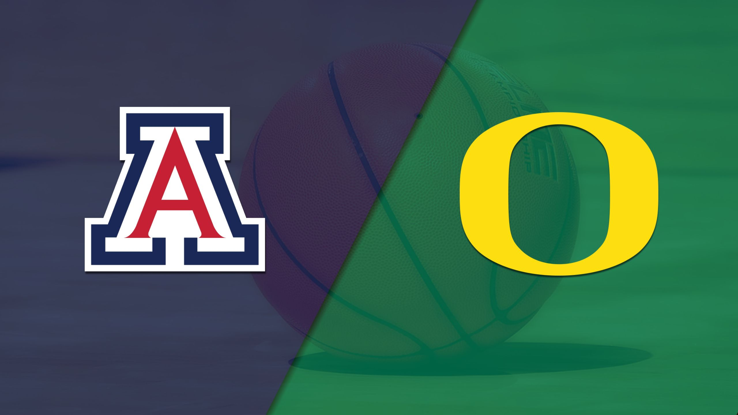 #14 Arizona vs. Oregon (M Basketball) (re-air)
