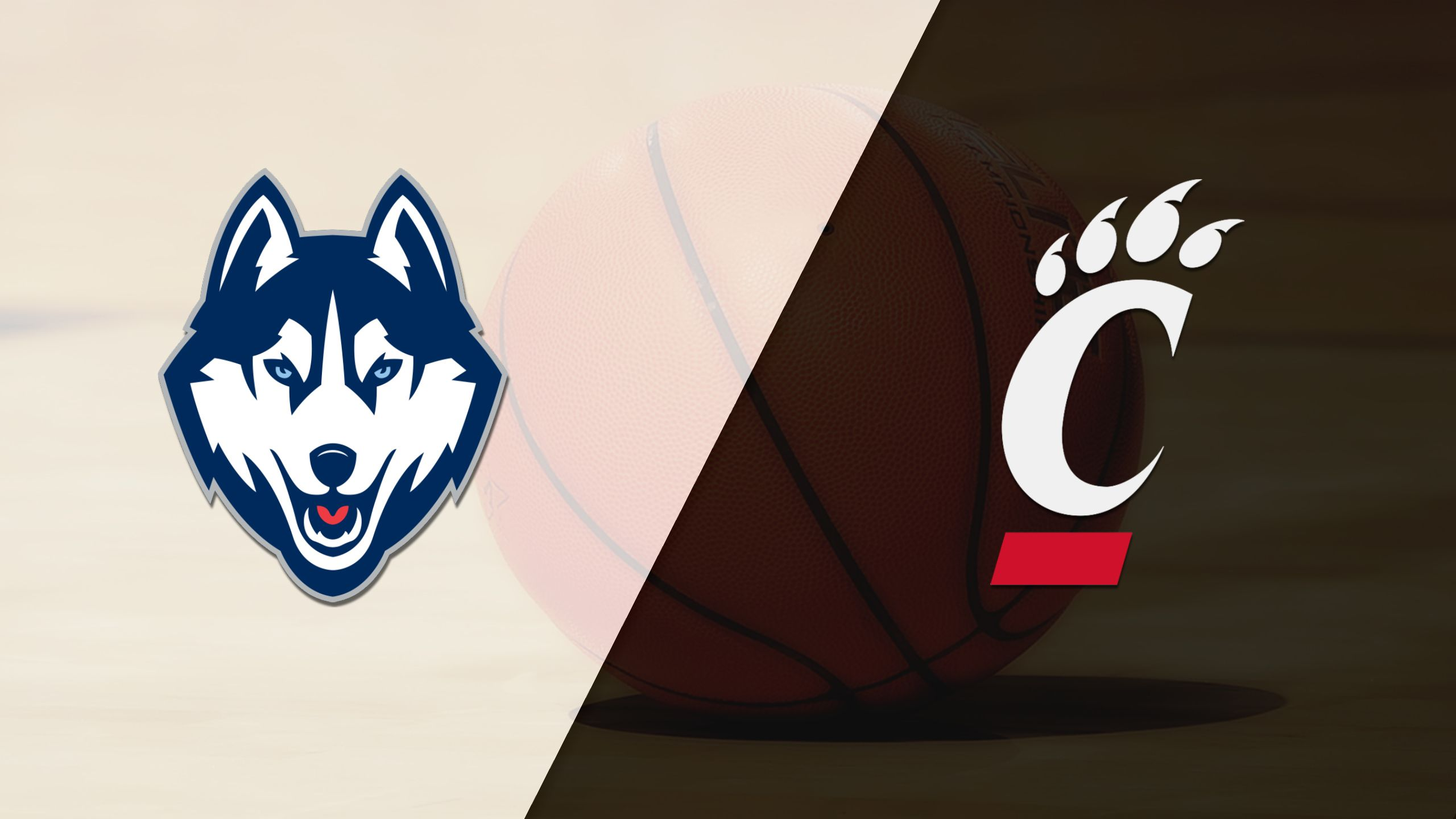 Connecticut vs. #11 Cincinnati (M Basketball)
