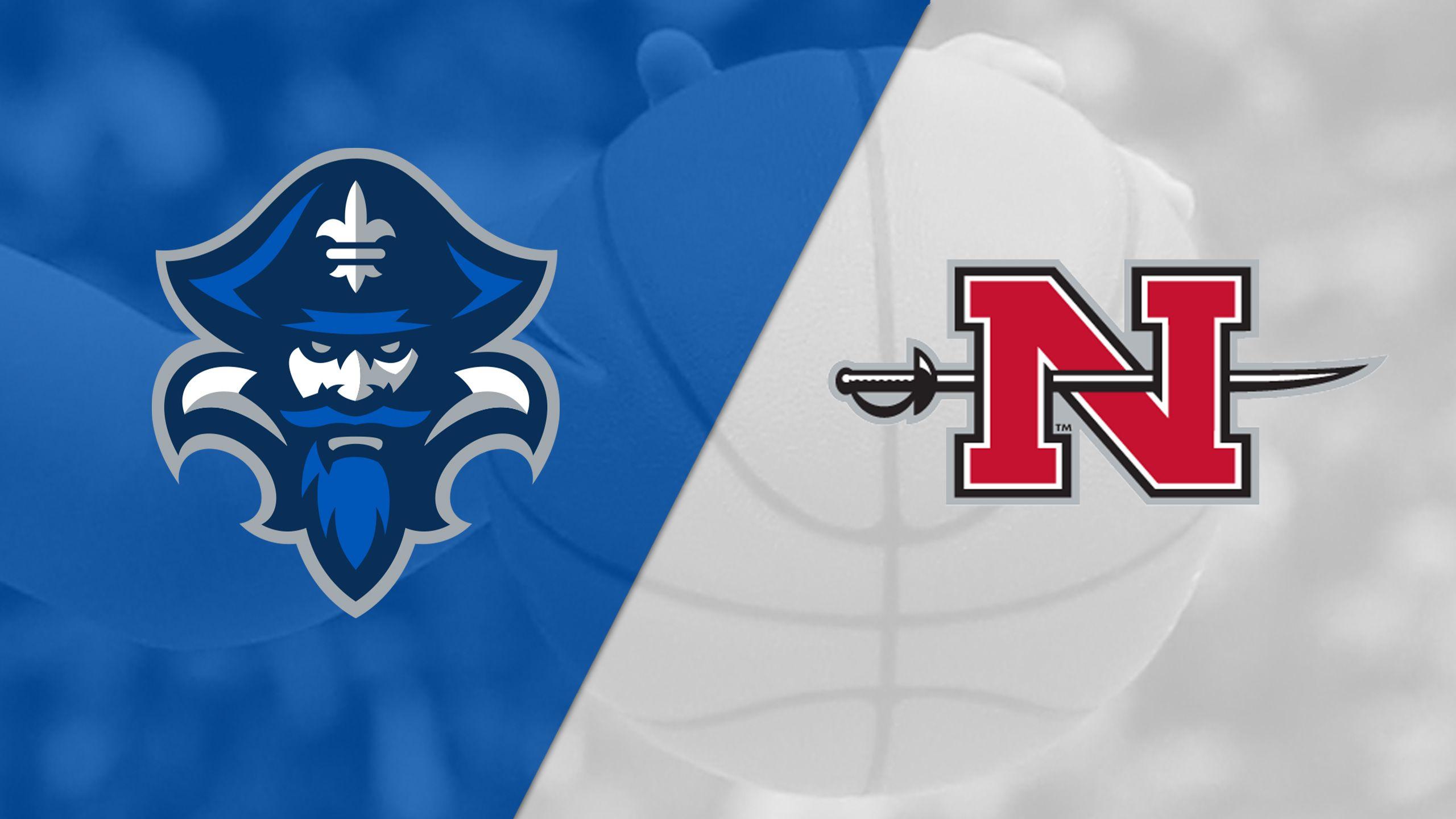 New Orleans vs. Nicholls (M Basketball)