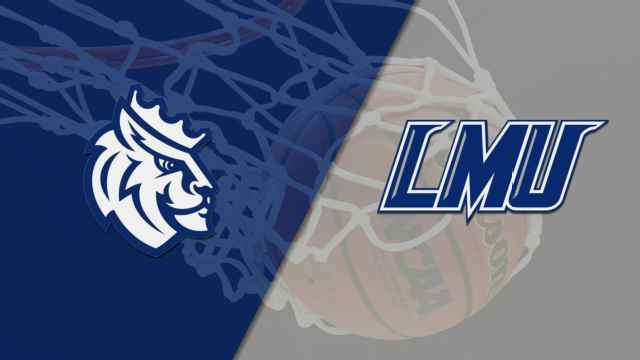 Queens vs. Lincoln Memorial (M Basketball)