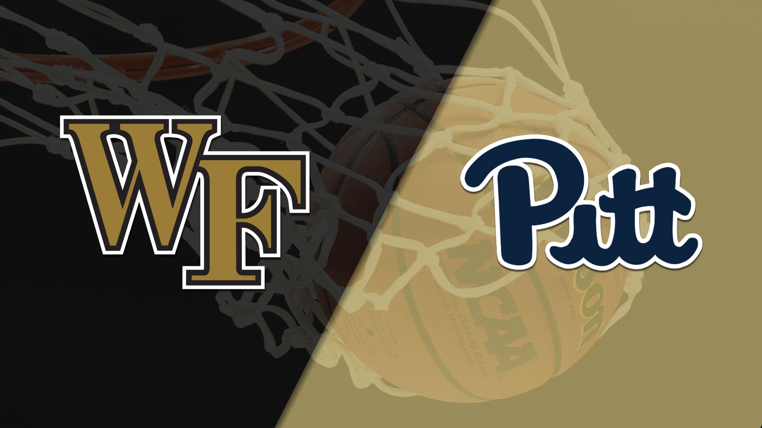 Wake Forest vs. Pittsburgh (M Basketball)