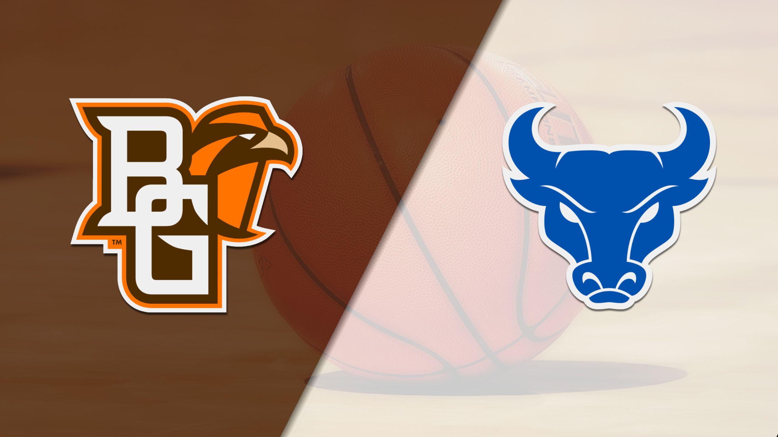 Bowling Green vs. Buffalo (M Basketball)