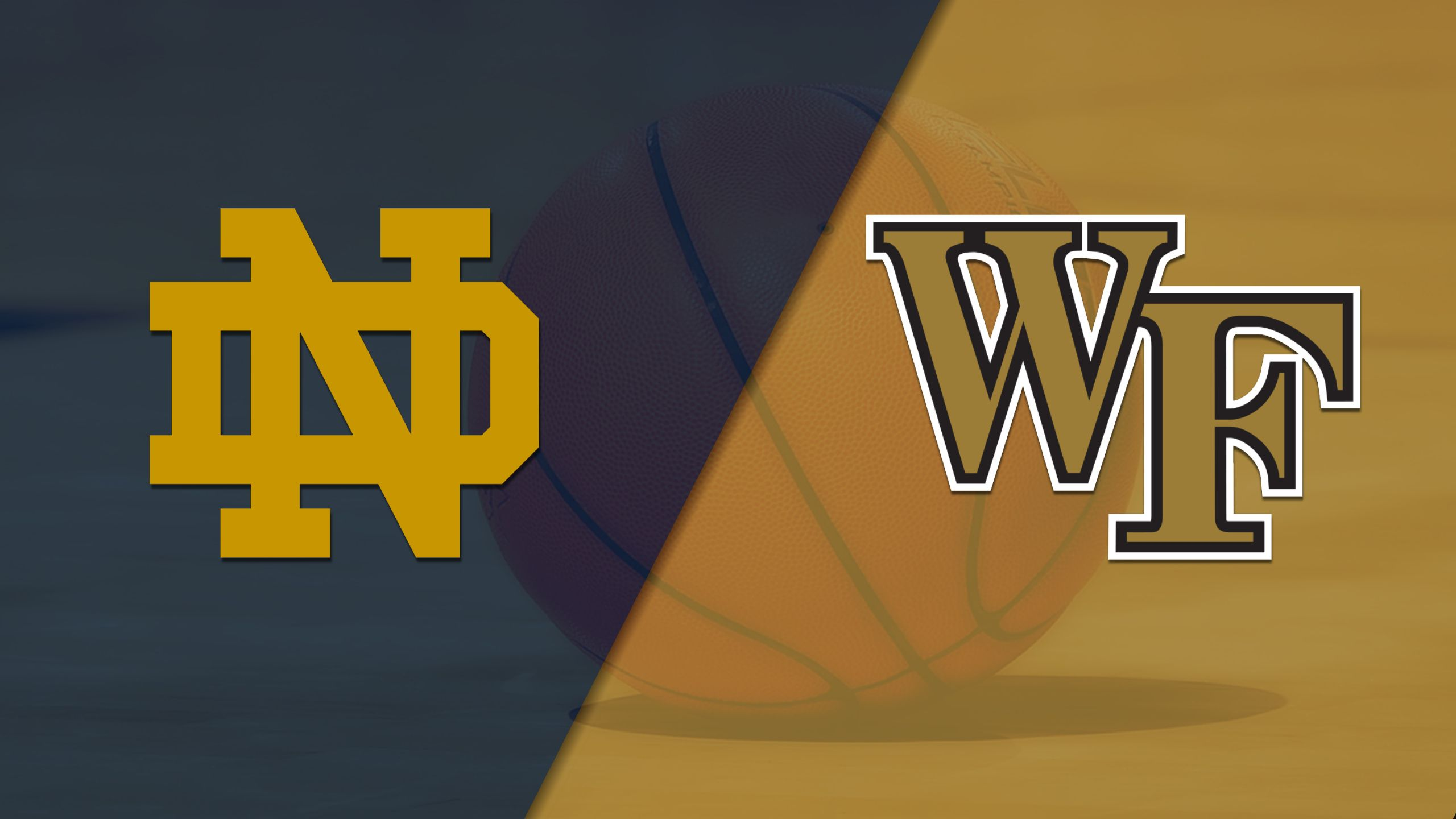 Notre Dame vs. Wake Forest (M Basketball)