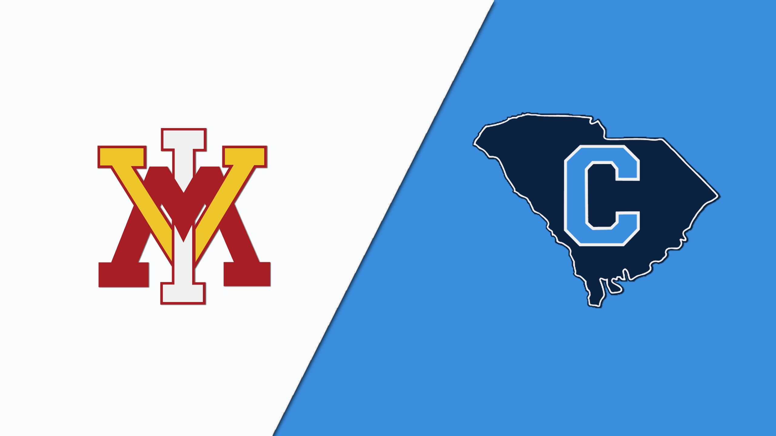 VMI vs. The Citadel (First Round, Game 1) (SoCon Men's Basketball Championship)