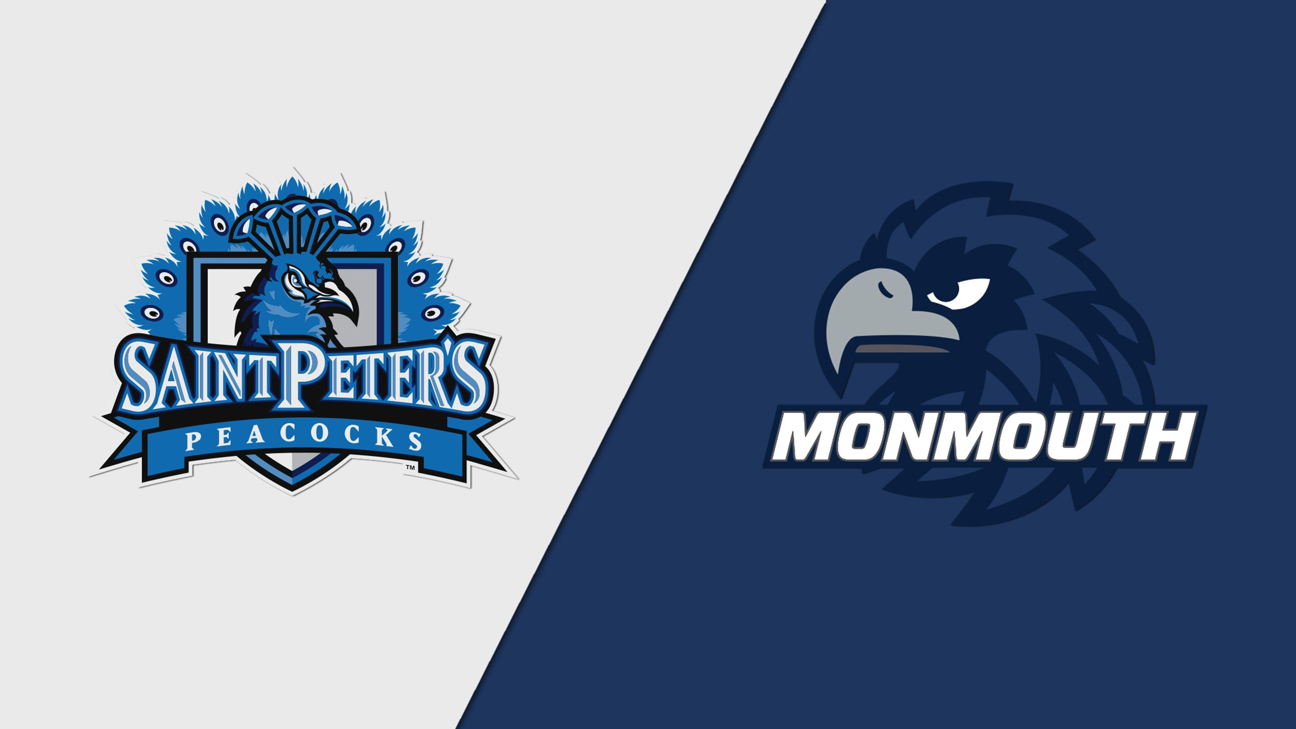Saint Peter's vs. Monmouth (First Round, Game 1) (MAAC Men's Basketball Championship)
