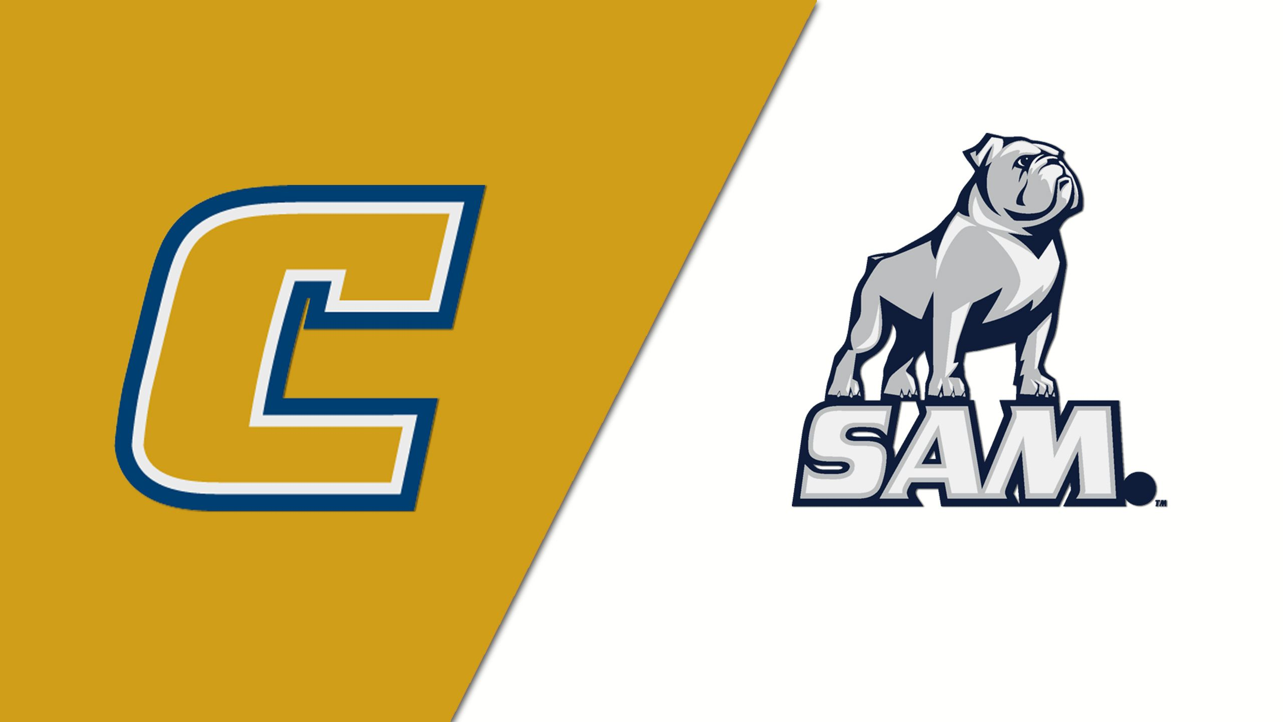 Chattanooga vs. Samford (First Round, Game 2) (SoCon Men's Basketball Championship)