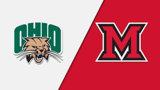 Ohio vs. Miami (OH) (M Basketball)