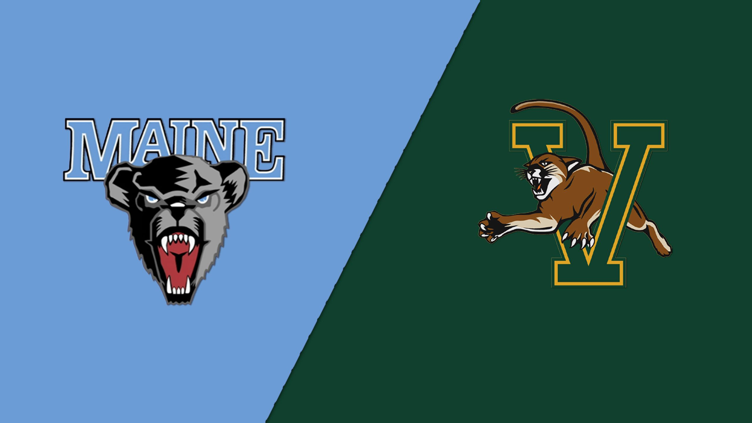 Maine vs. Vermont (Quarterfinal #3) (America East Men's Basketball Playoffs)