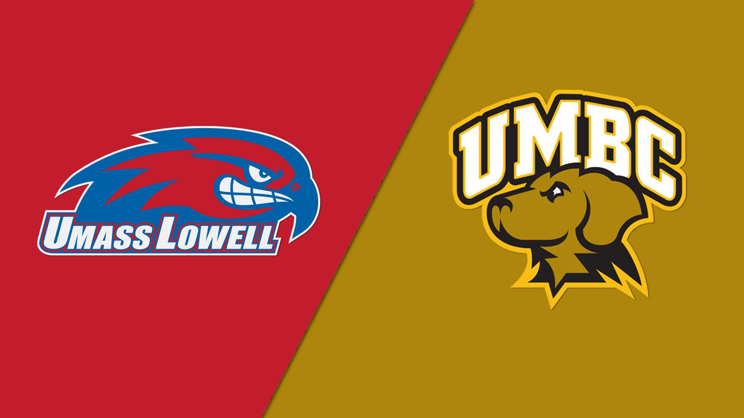 UMass Lowell vs. UMBC (Quarterfinal #1) (America East Men's Basketball Playoffs)
