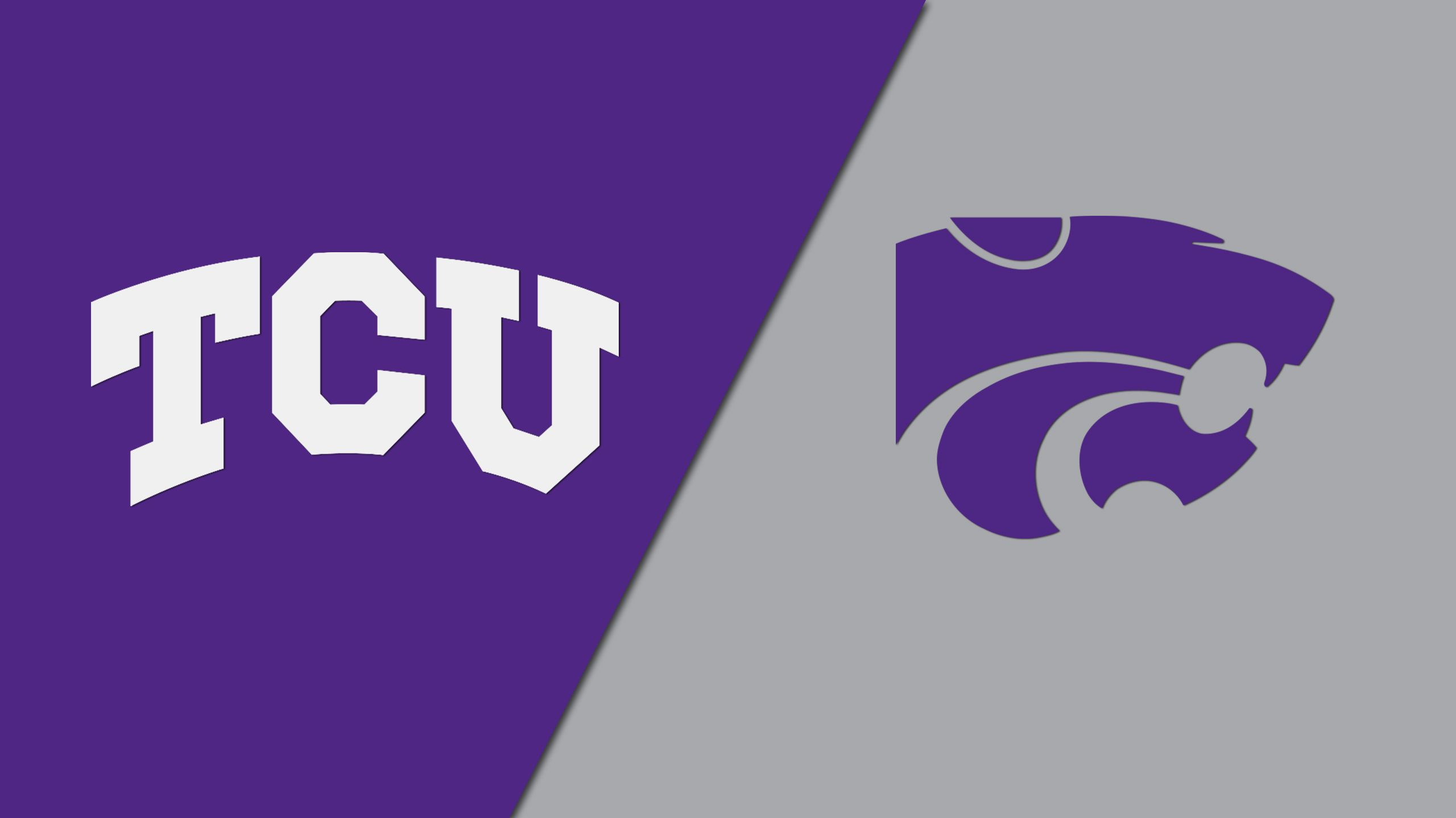 TCU vs. Kansas State (Quarterfinal #1) (Big 12 Men's Basketball Championship)