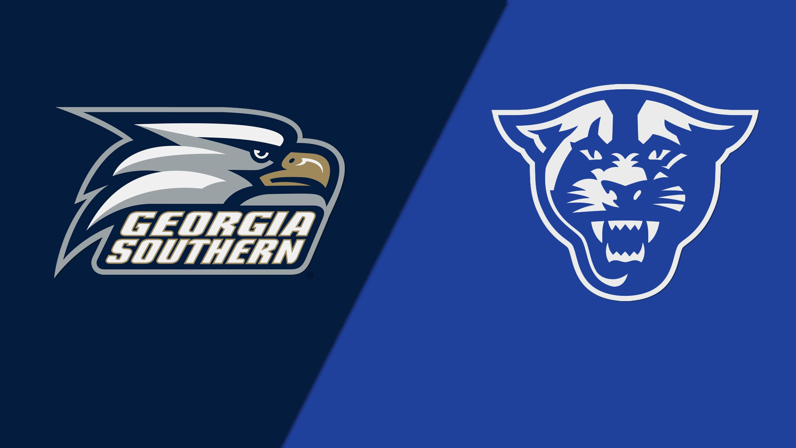Georgia Southern vs. Georgia State (Semifinal #2) (Sun Belt Conference Men's Basketball Championship)
