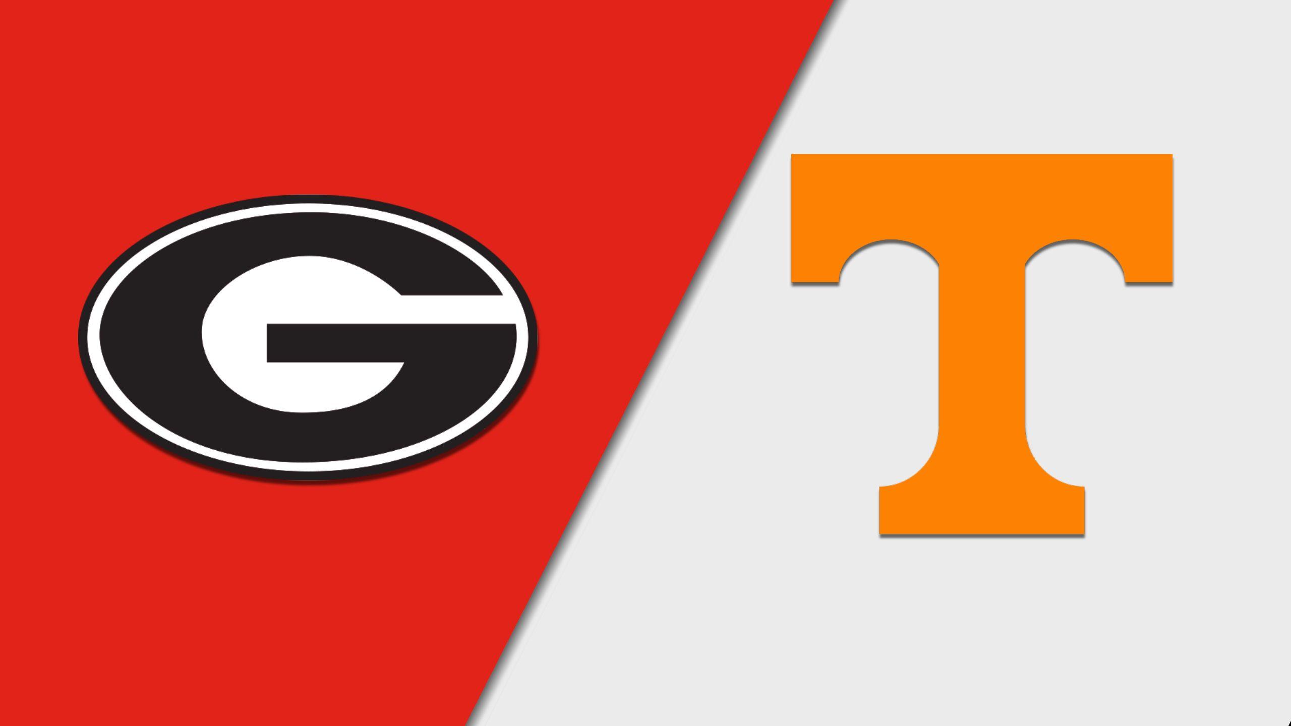 Georgia vs. #16 Tennessee (M Basketball)
