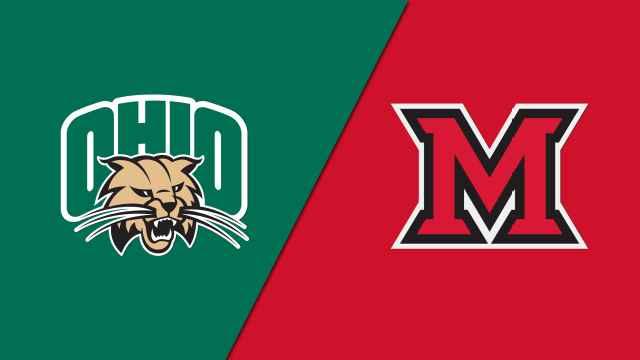 Ohio vs. Miami (OH) (First Round, Game 1) (MAC Men's Basketball Tournament)