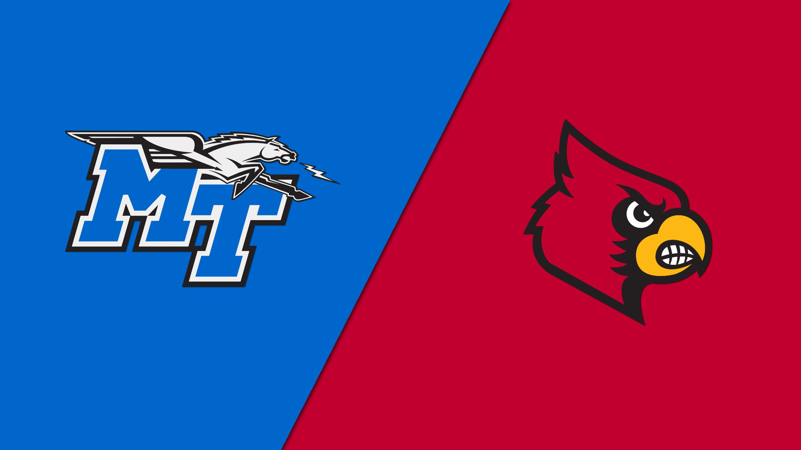 #3 Middle Tennessee vs. #2 Louisville (Second Round) (NIT)