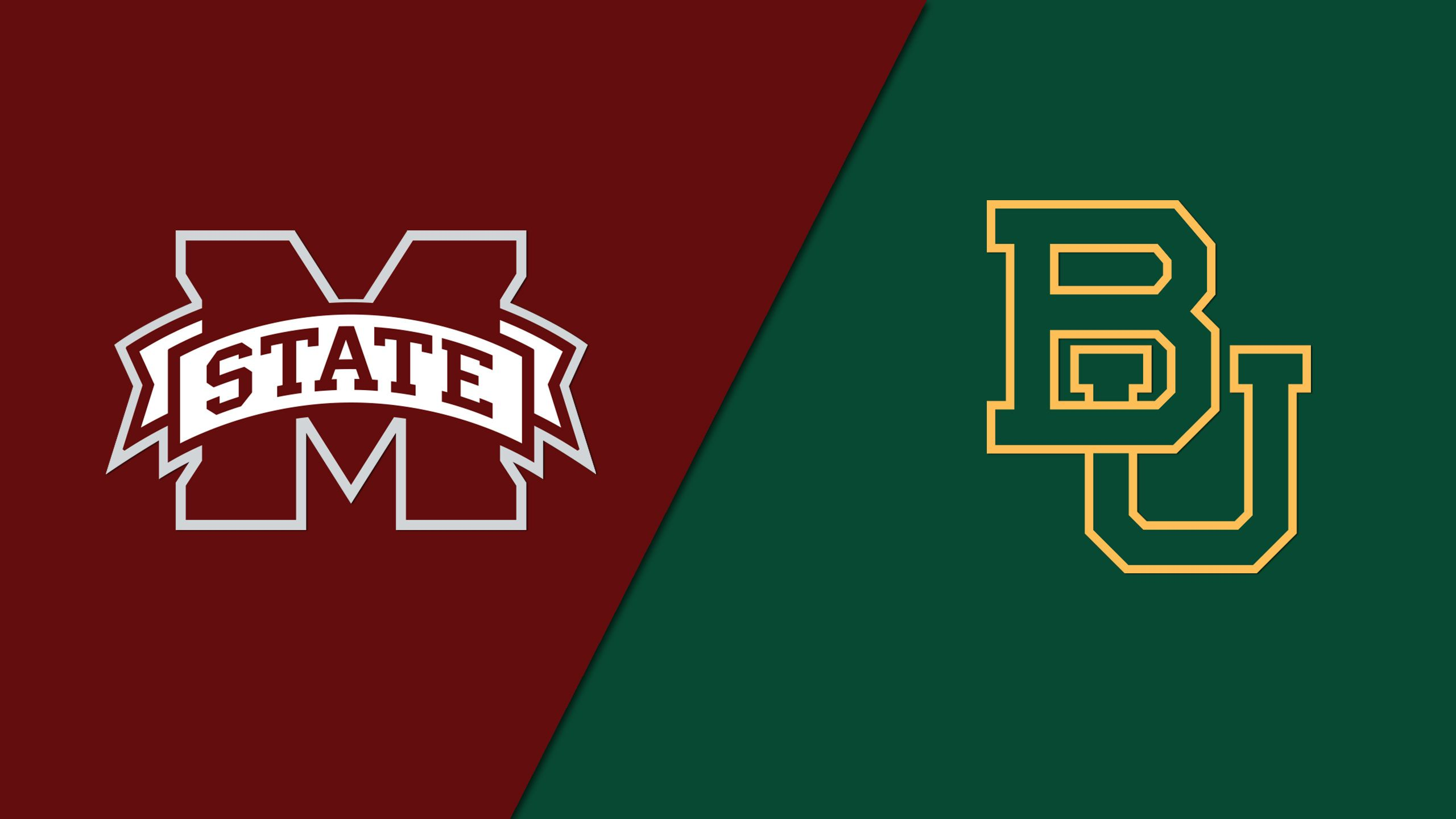 #4 Mississippi State vs. #1 Baylor (Second Round) (re-air)