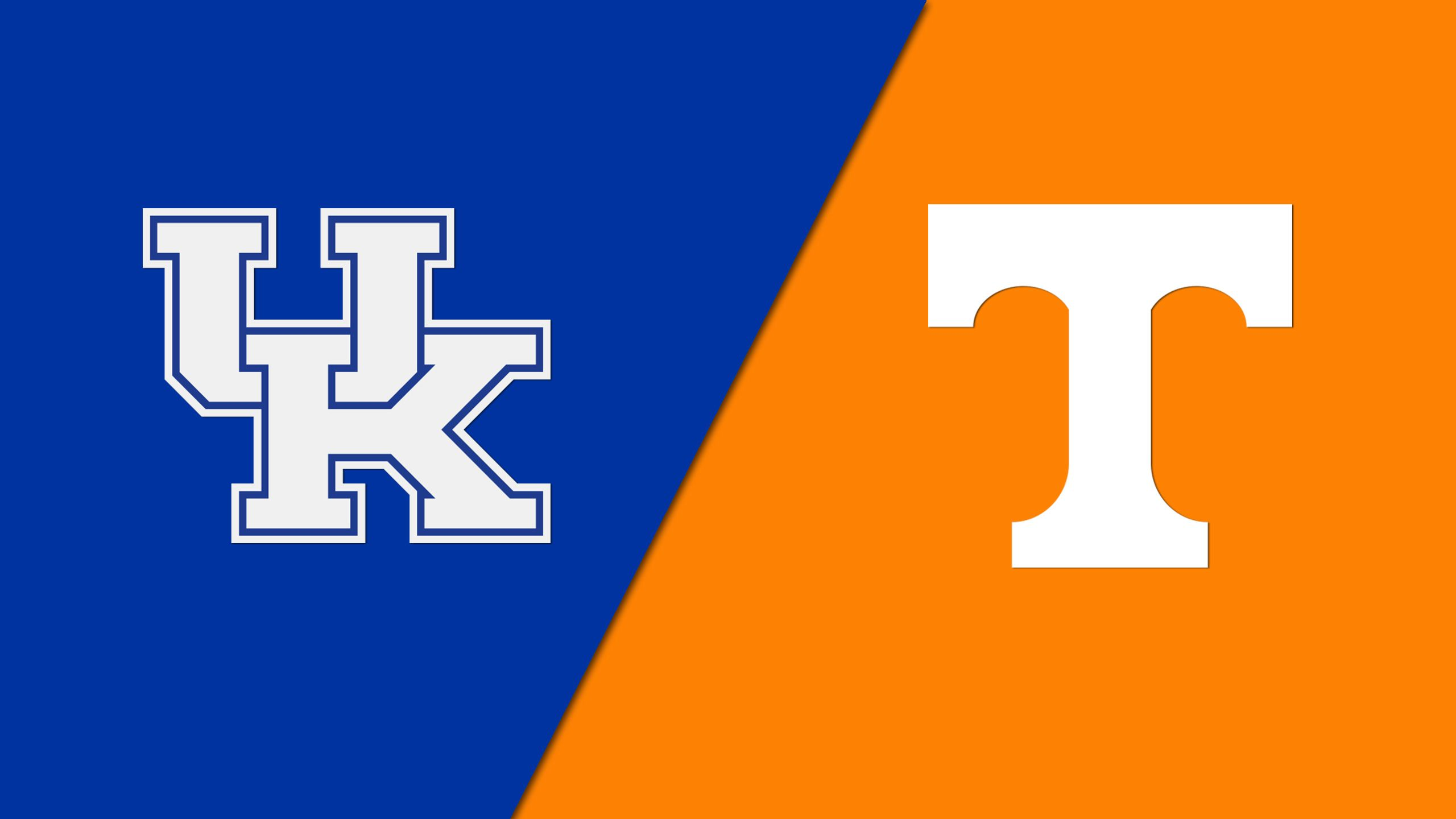 Kentucky vs. #13 Tennessee (Championship) (SEC Men's Basketball Tournament) (re-air)
