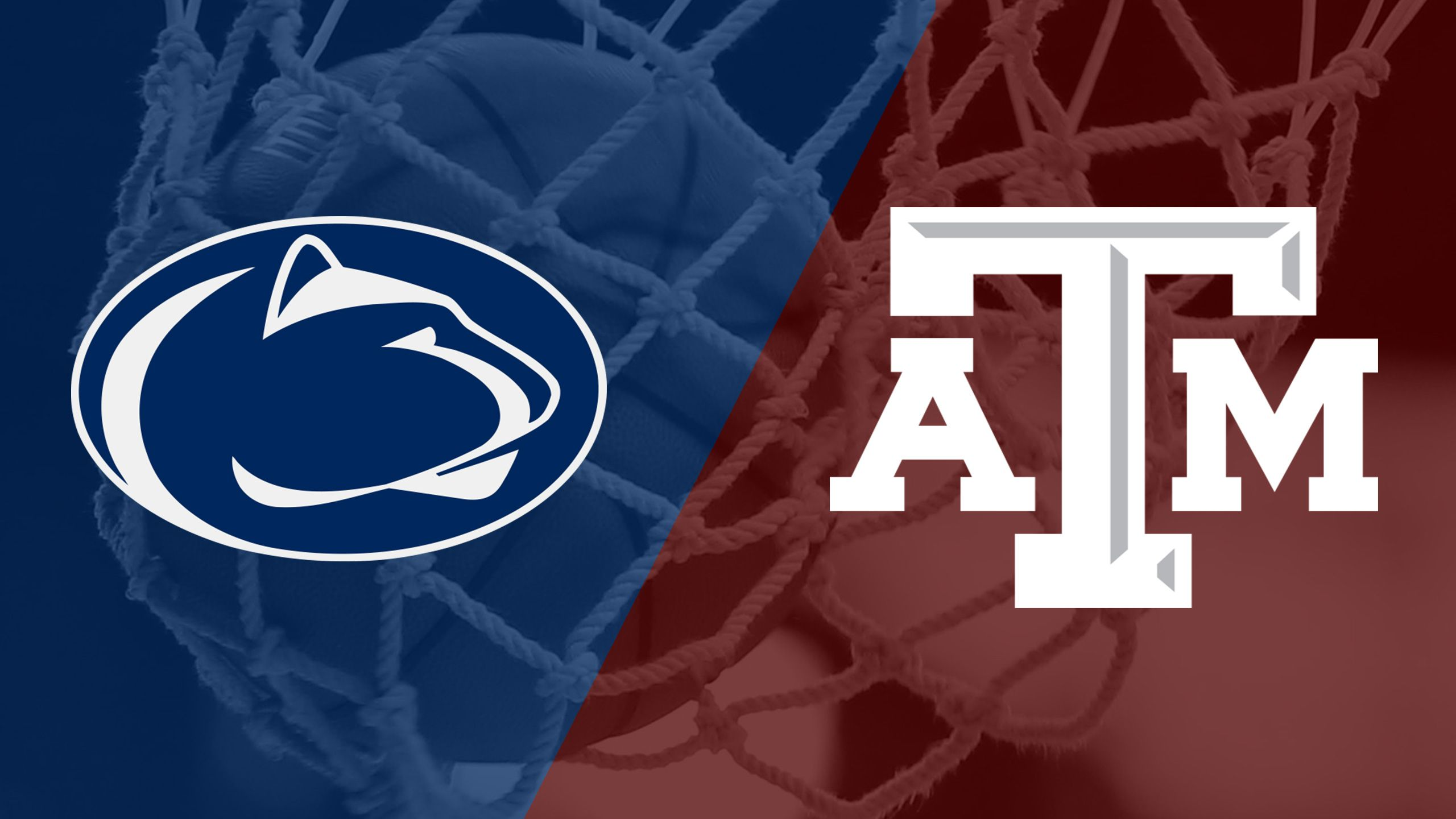 Penn State vs. #16 Texas A&M (Championship) (Legends Classic) (re-air)
