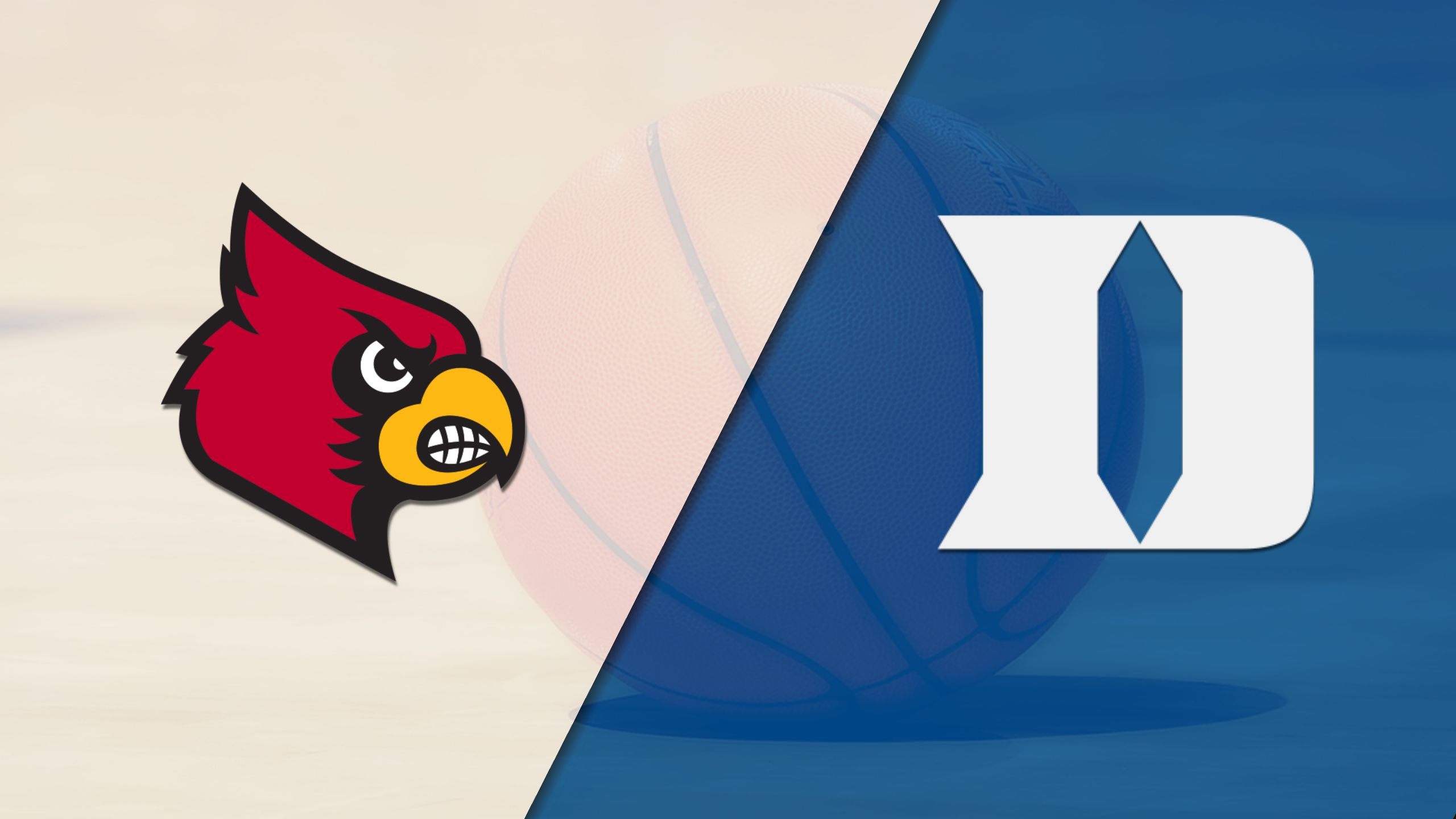 Louisville vs. #5 Duke (M Basketball) (re-air)