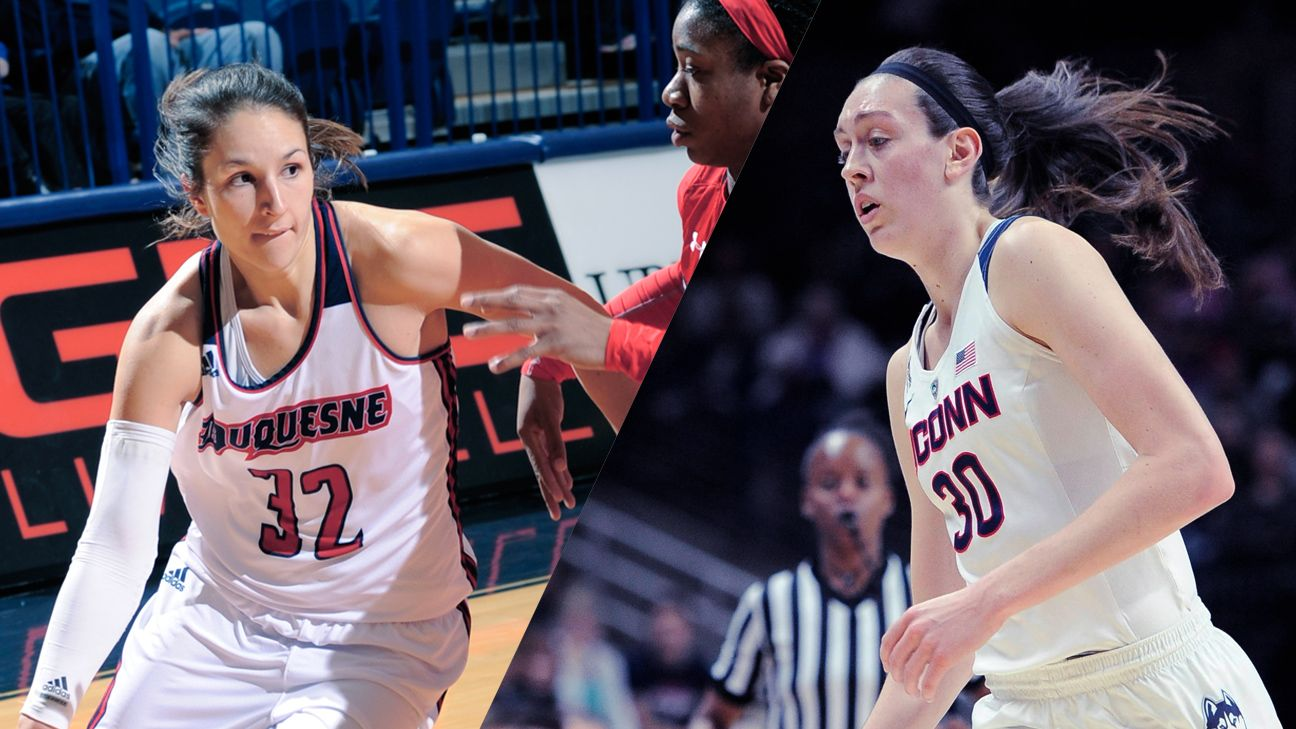 #9 Duquesne vs. #1 Connecticut (Second Round) (NCAA Women's Basketball Championship)