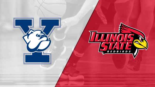 Yale vs. Illinois State (W Basketball)