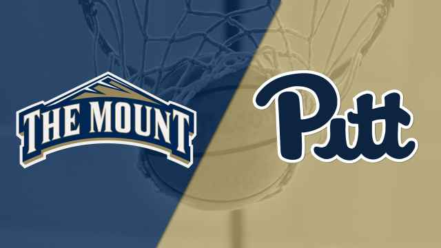 Mount St. Mary's vs. Pittsburgh (W Basketball)